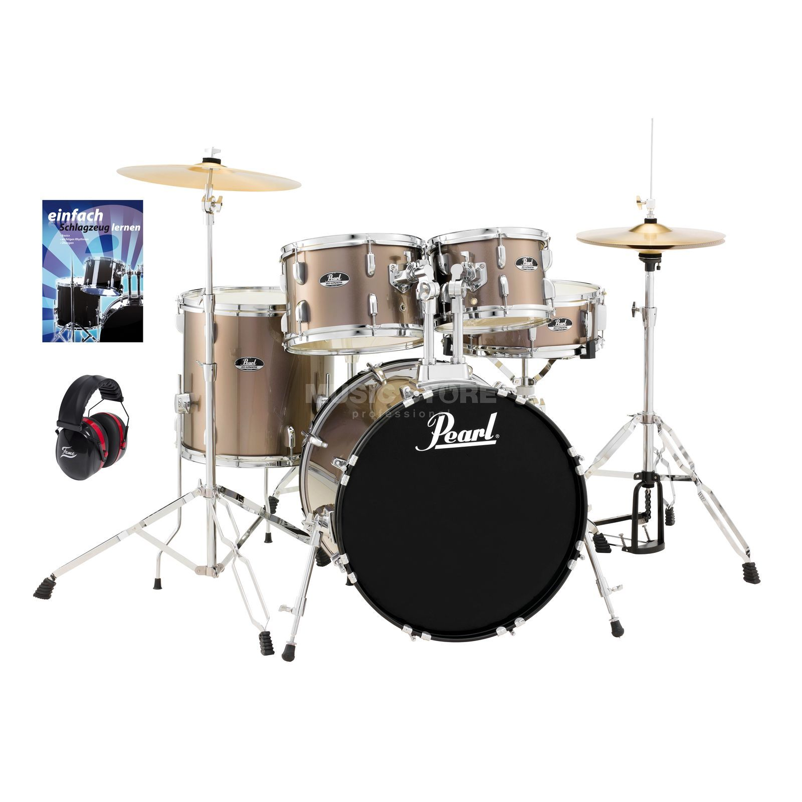 PEARL Roadshow Studio RS505C - Set Produktbillede