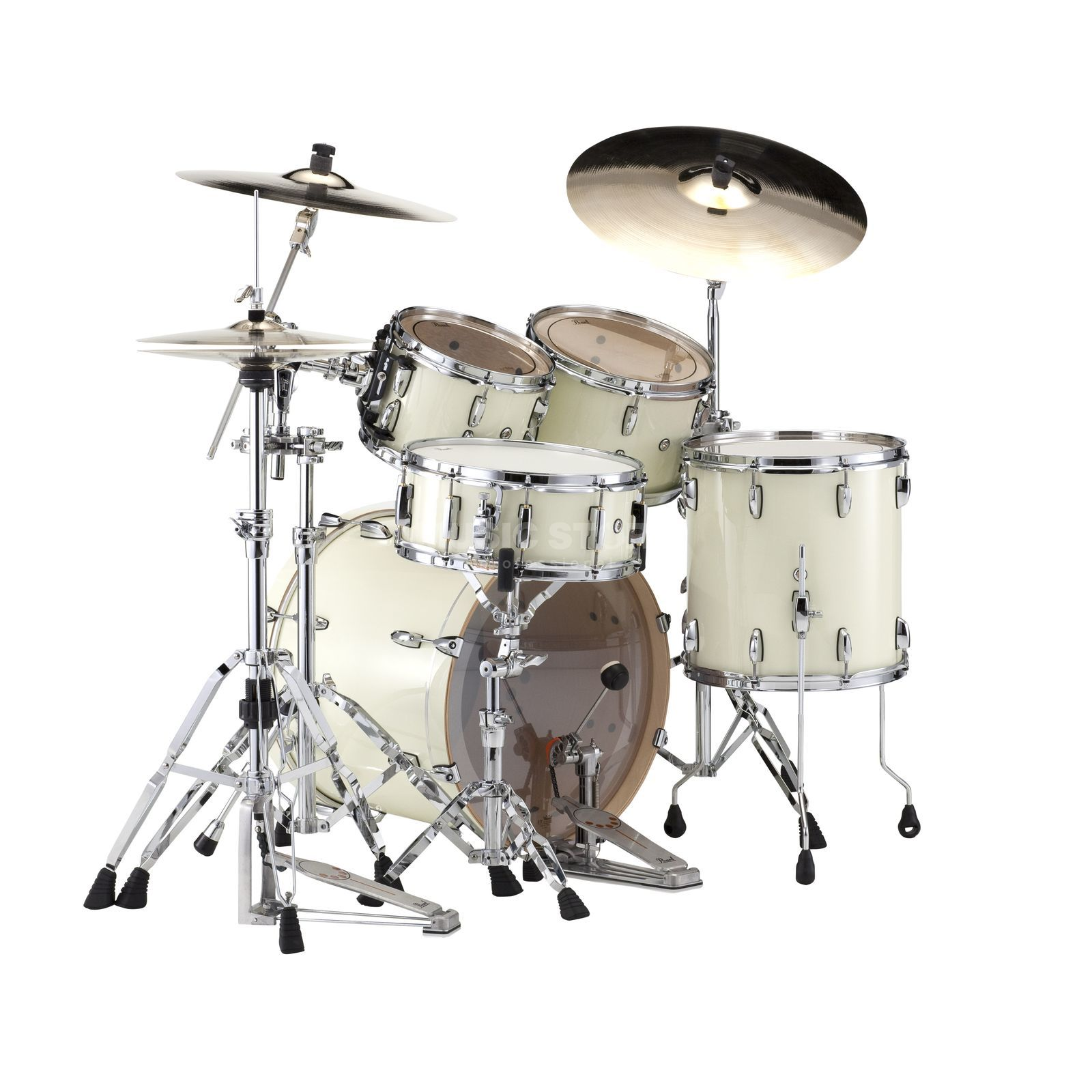 Pearl Session Studio Classic SSC924XSDP/C, Antique Ivory Produktbillede