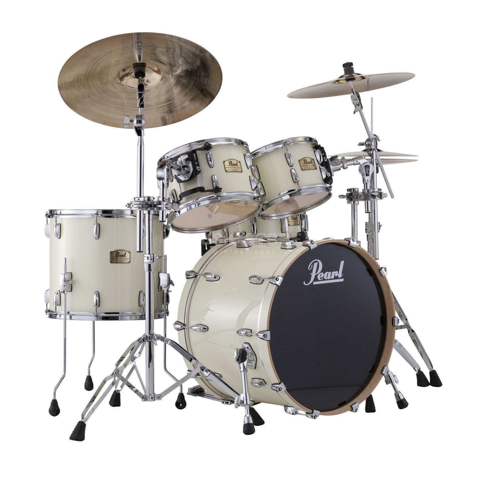 Pearl Session Studio Classic SSC924XUP/C, Antique Ivory Image du produit