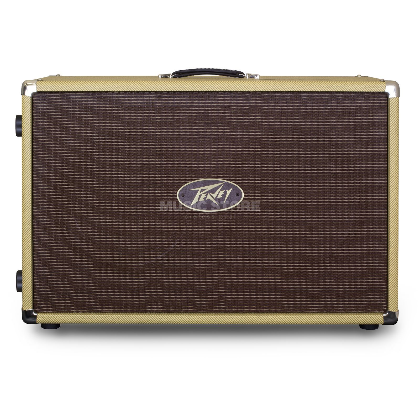 Peavey 212-C Classic Cabinet Tweed Celestion G12M/G12T-75 Product Image