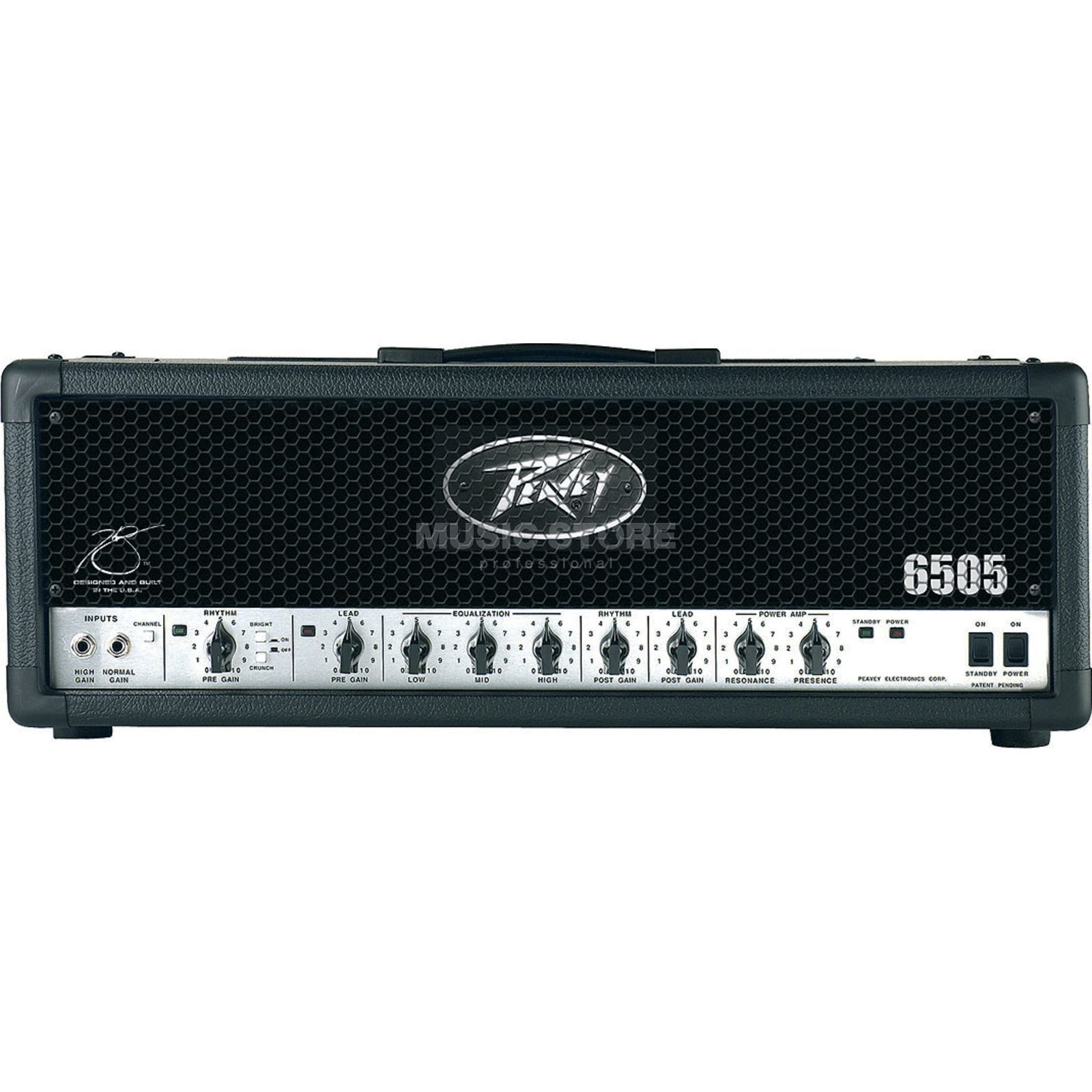 Peavey 6505 All Tube Guitar Amp Head    Produktbillede