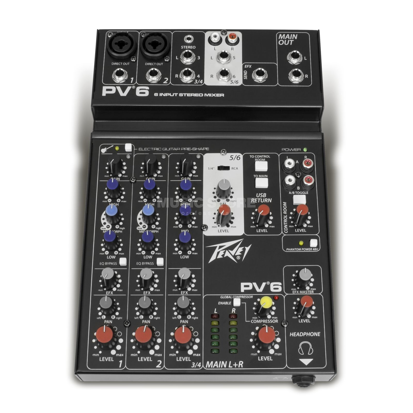 Peavey PV 6 S Product Image