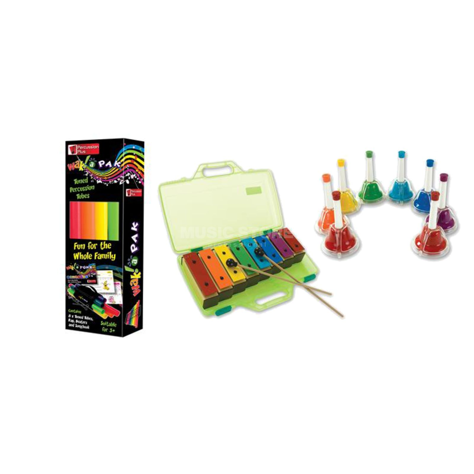 PERCUSSION PLUS Bundle Colour&Play - Set Produktbillede