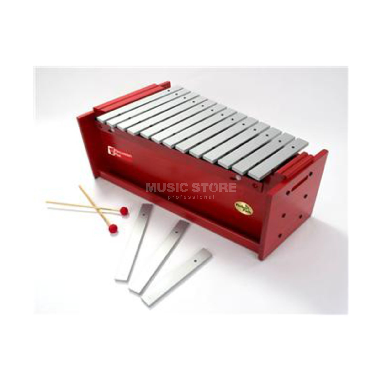 Percussion Plus PP021 Bass Metallophon, diatonisch Produktbild