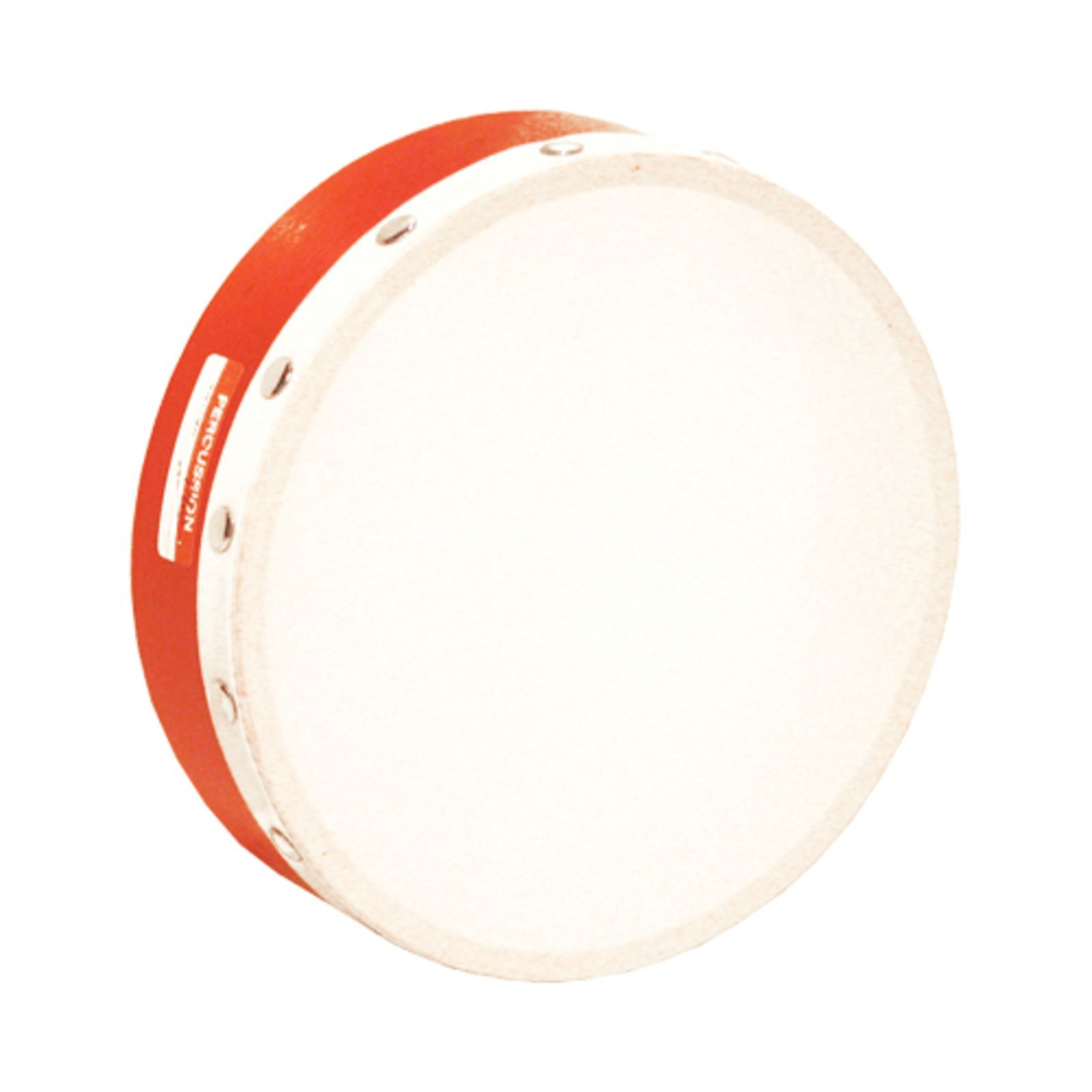 "Percussion Plus PP034 Hand Drum  6"", rot Produktbild"