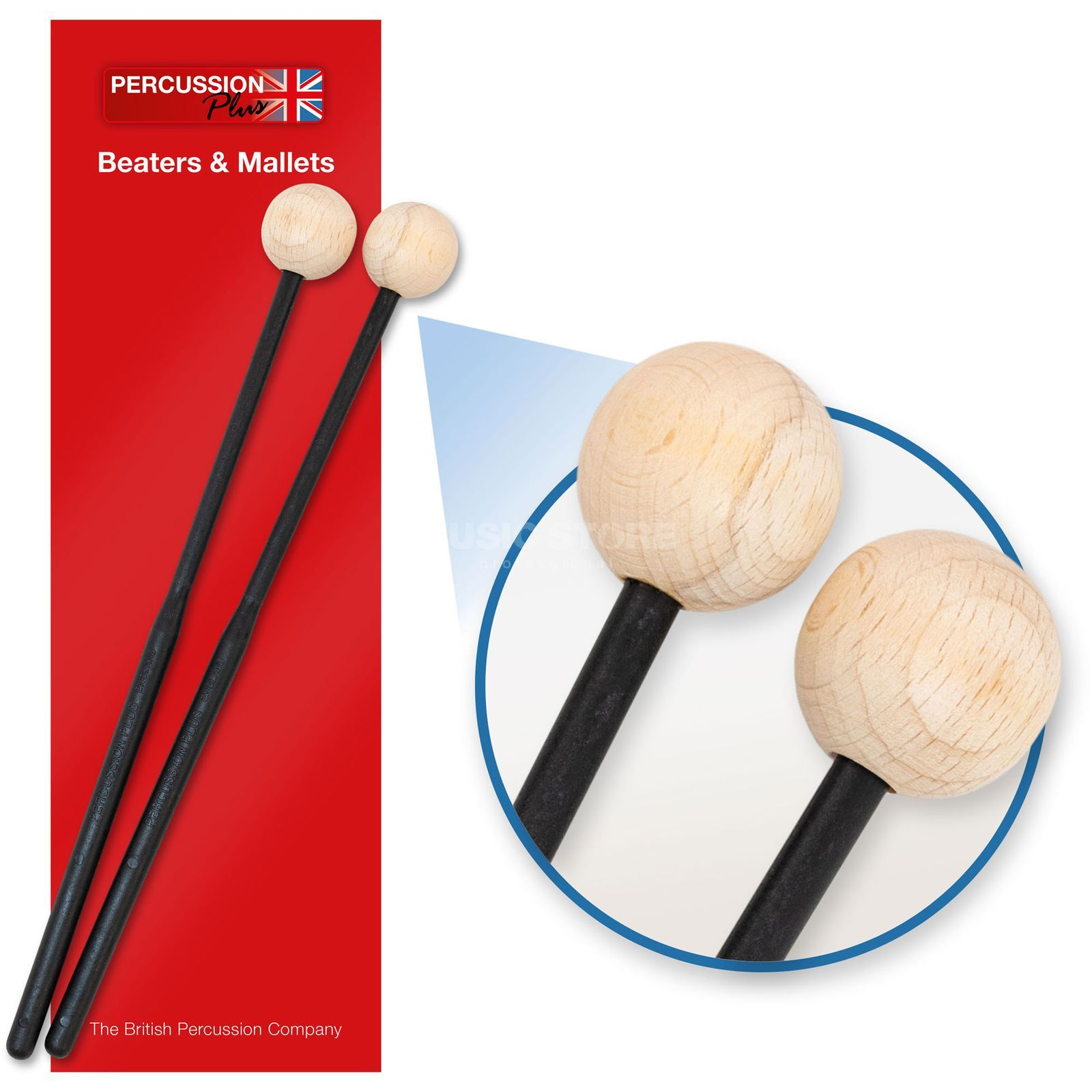 Percussion Plus PP069 Xylophone Beaters  Produktbillede