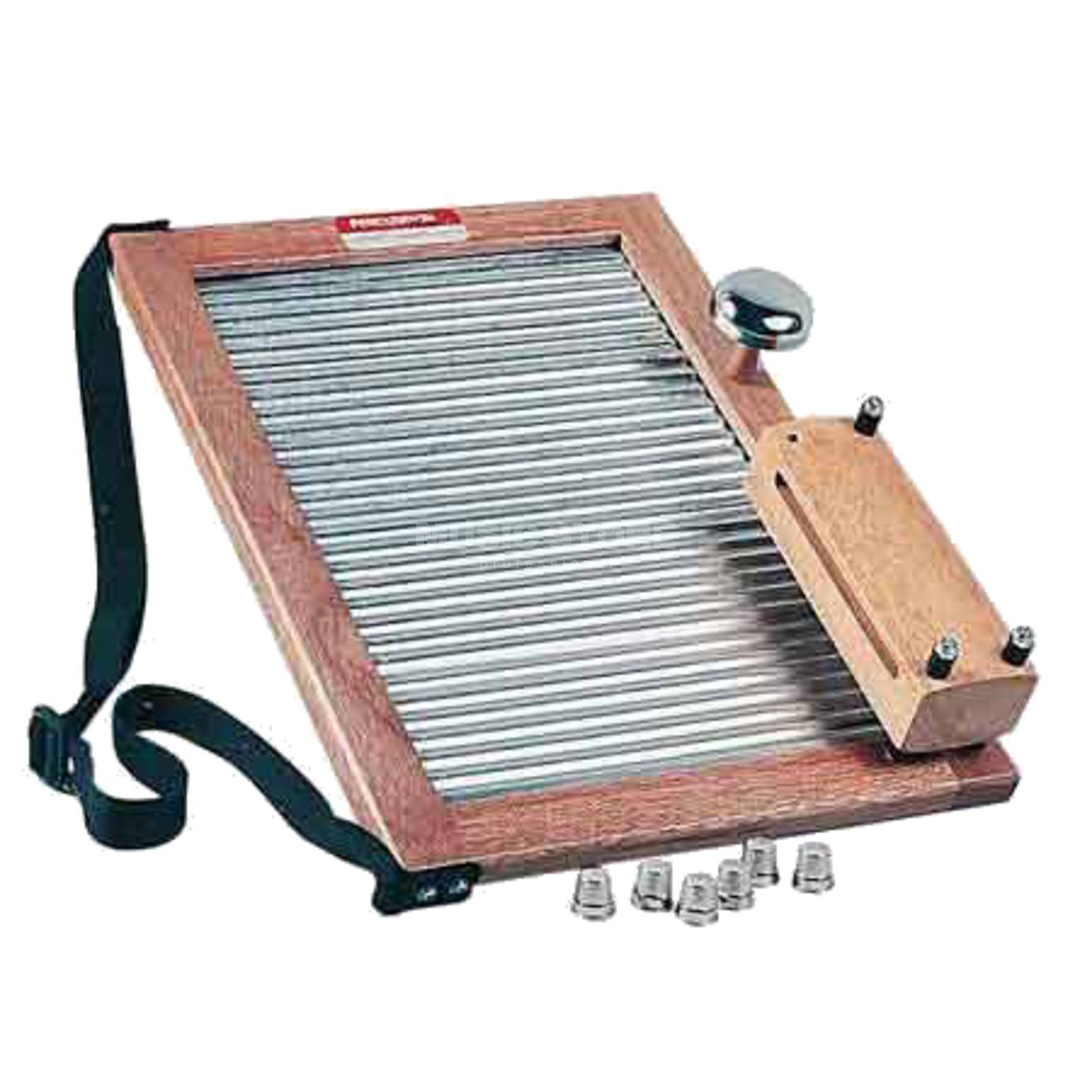 Percussion Plus PP1081 Washboard, Set Produktbillede