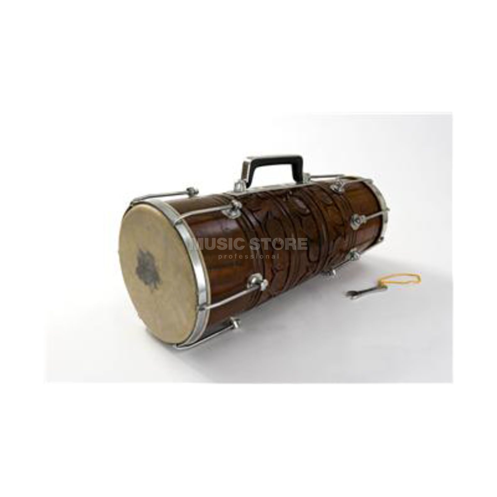 Percussion Plus PP1103 Dholak Rod Tension, incl. rod tuning Produktbillede