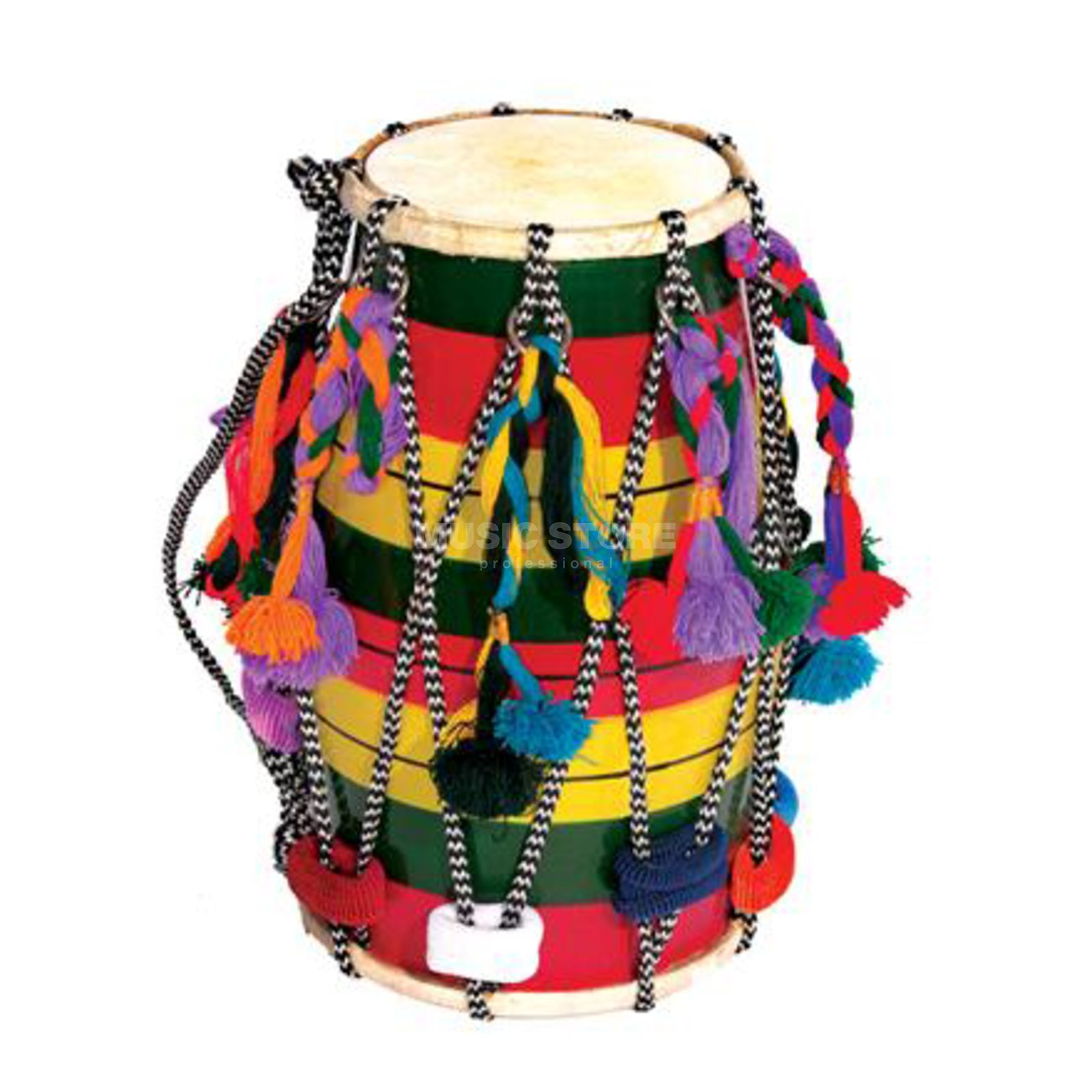 Percussion Plus PP1105 Bhangra Dhol, small Produktbillede