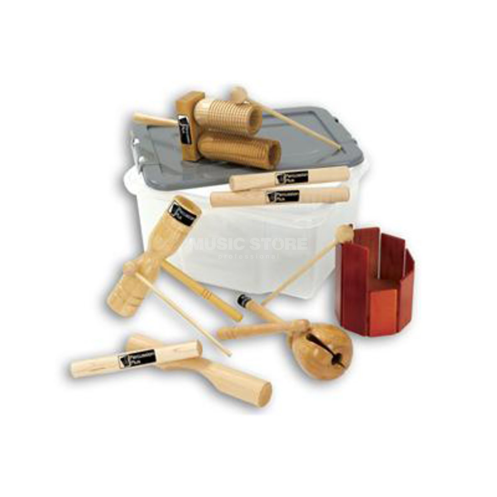 Percussion Plus PP1127 Sounds Wooden Kit  Produktbild