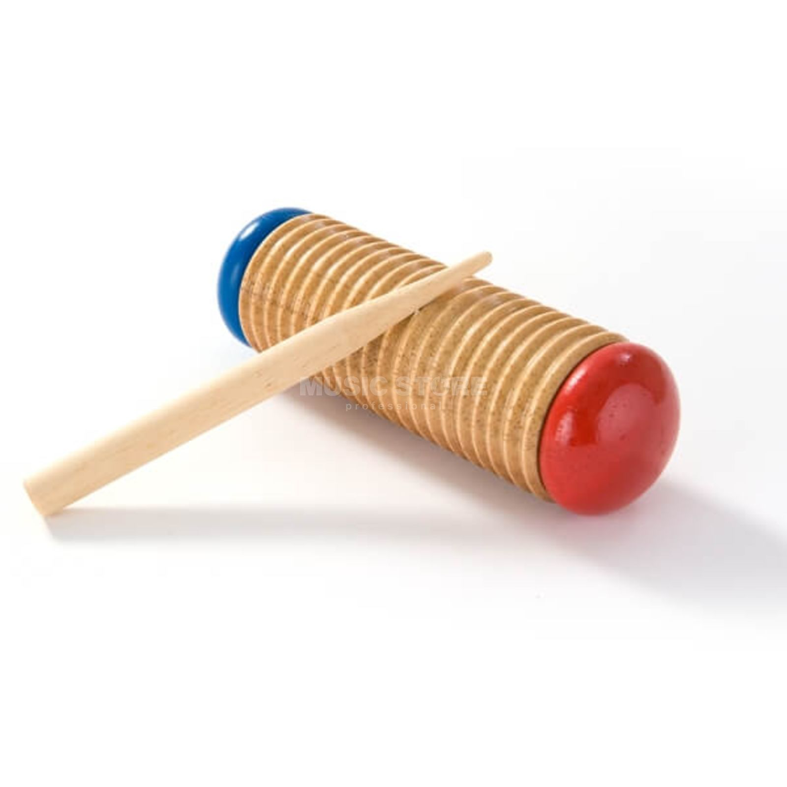 Percussion Plus PP229 Wooden Shaker Guiro  Produktbillede