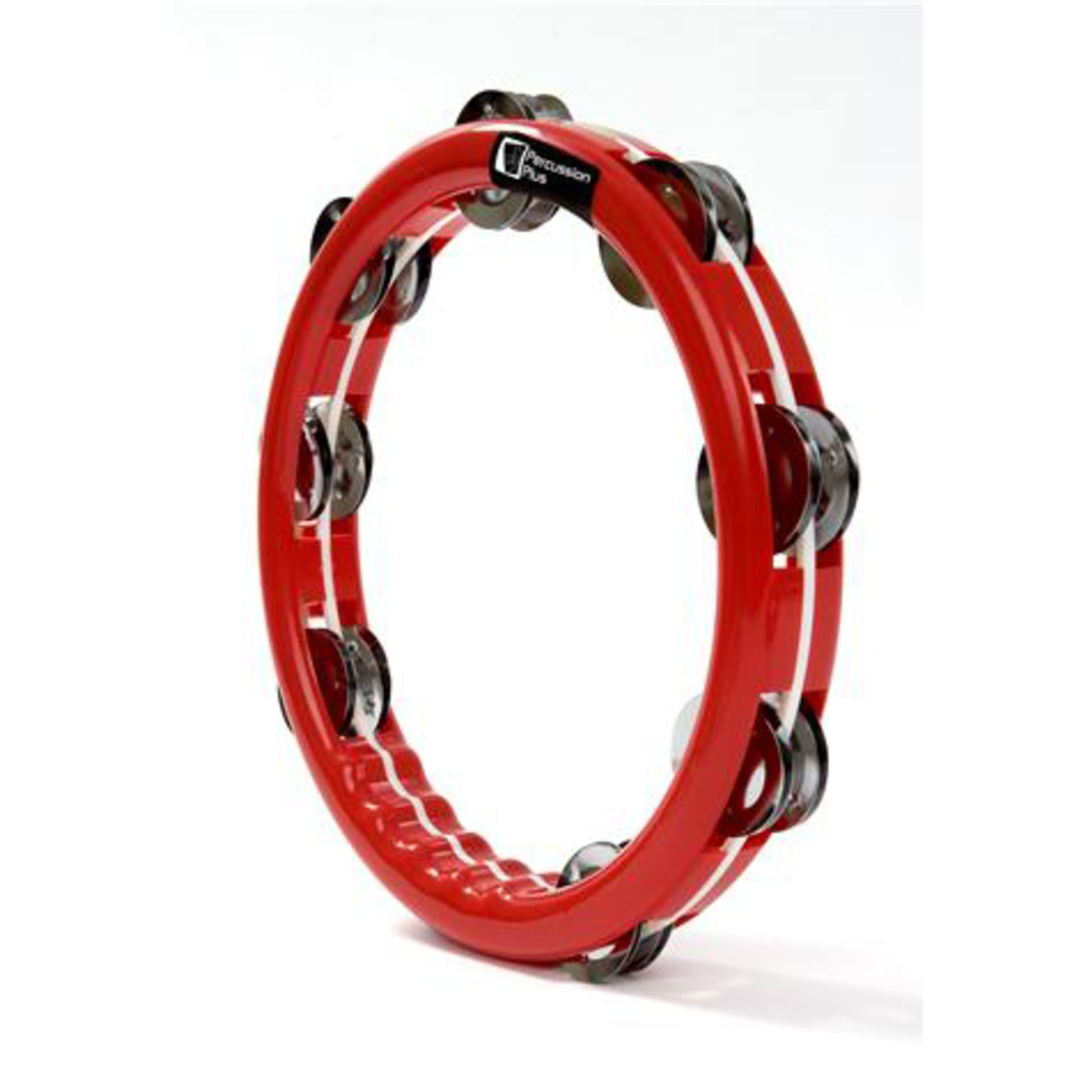 Percussion Plus PP465 Red Ring Tambourine  Produktbild