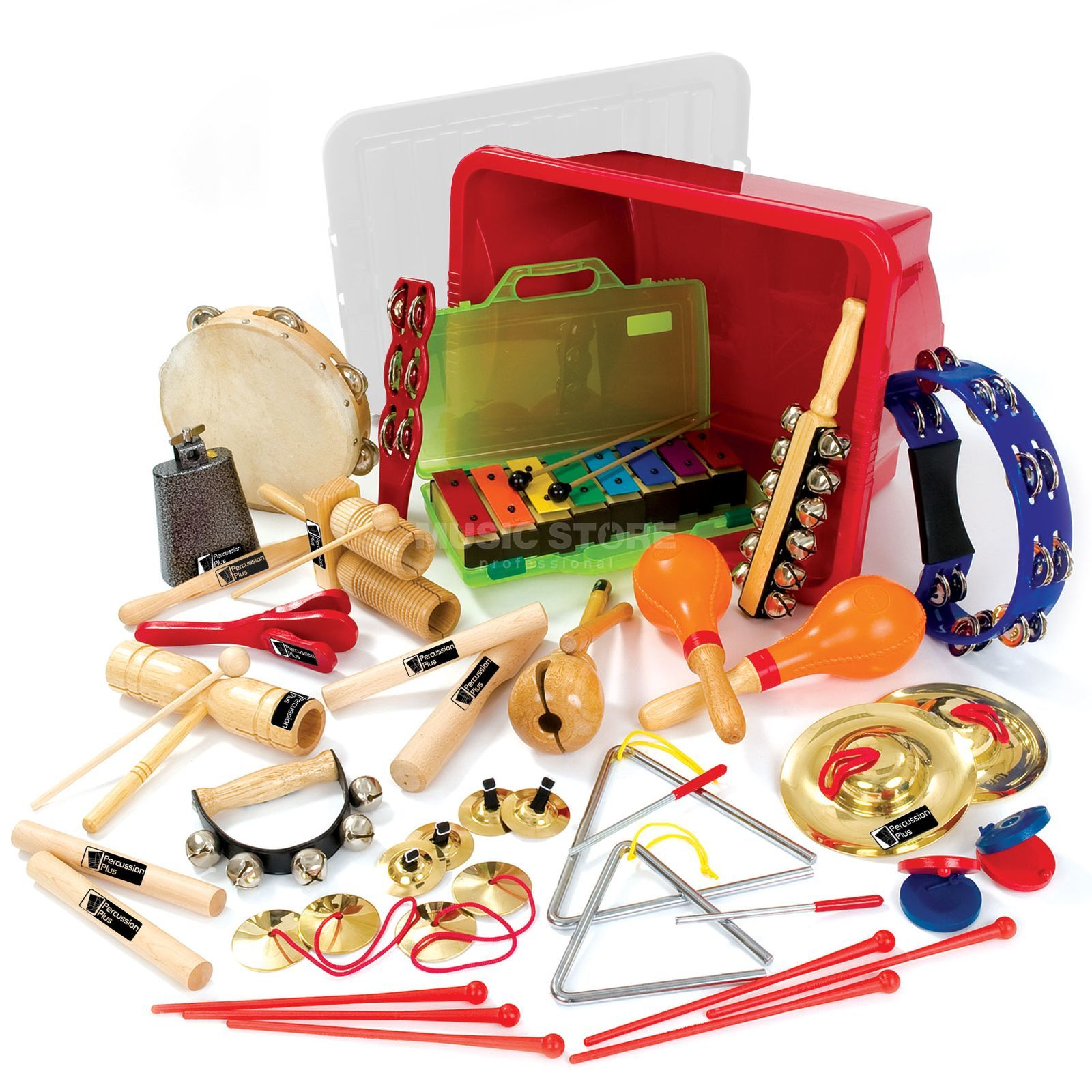 Percussion Plus PP693 Percussion Classpack  Produktbillede