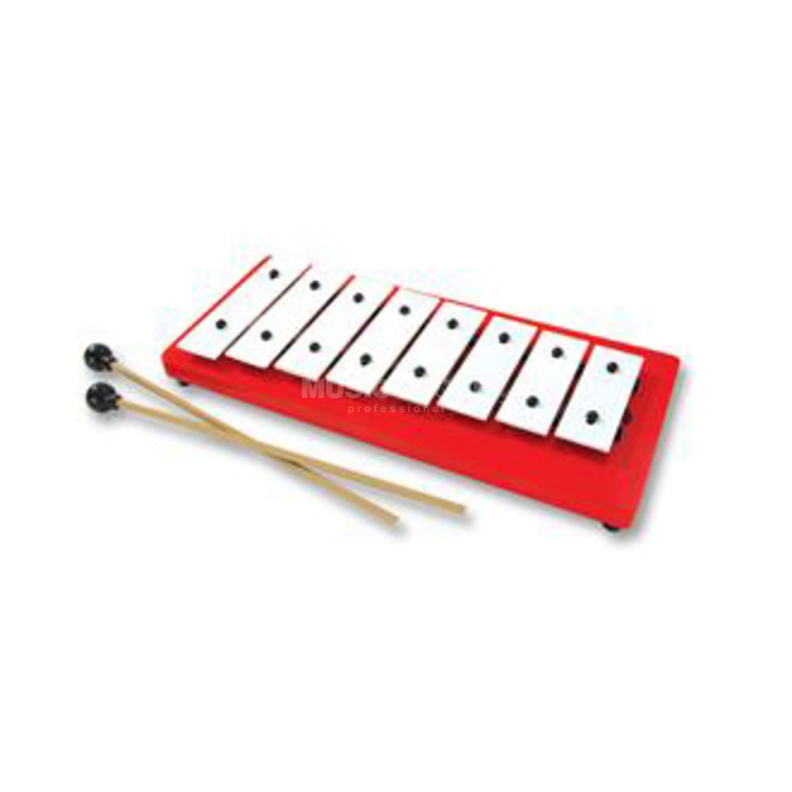 Percussion Plus PP929 Budget Glockenspiel, C64 to C76, incl. Beater Produktbillede
