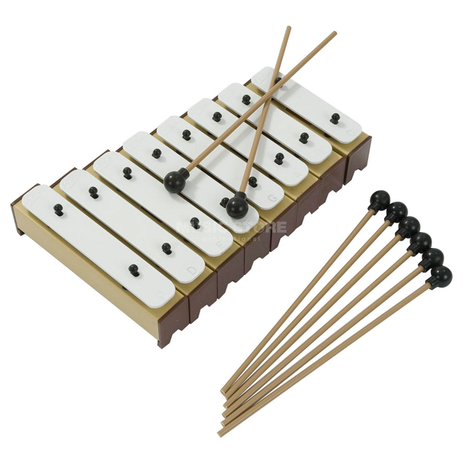 Percussion Plus PP932 Klangstabset  Produktbild