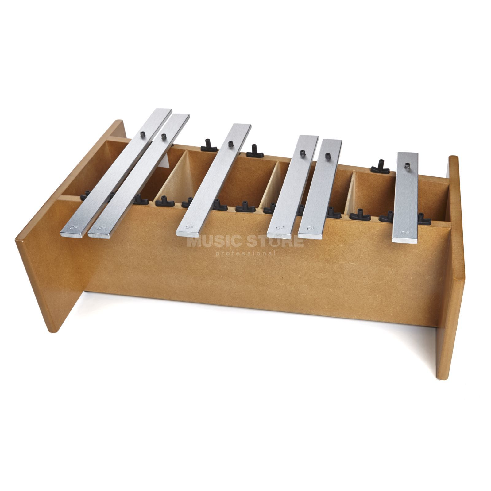 Percussion Plus Soprano Metallophone 2022MV, chromatic Productafbeelding