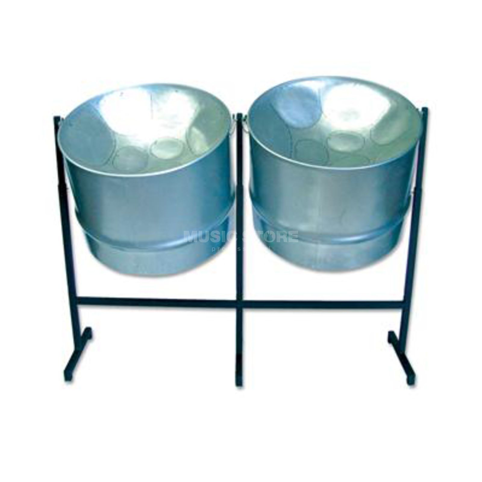 Percussion Plus Steelpan Double Guitar PP444 Produktbild