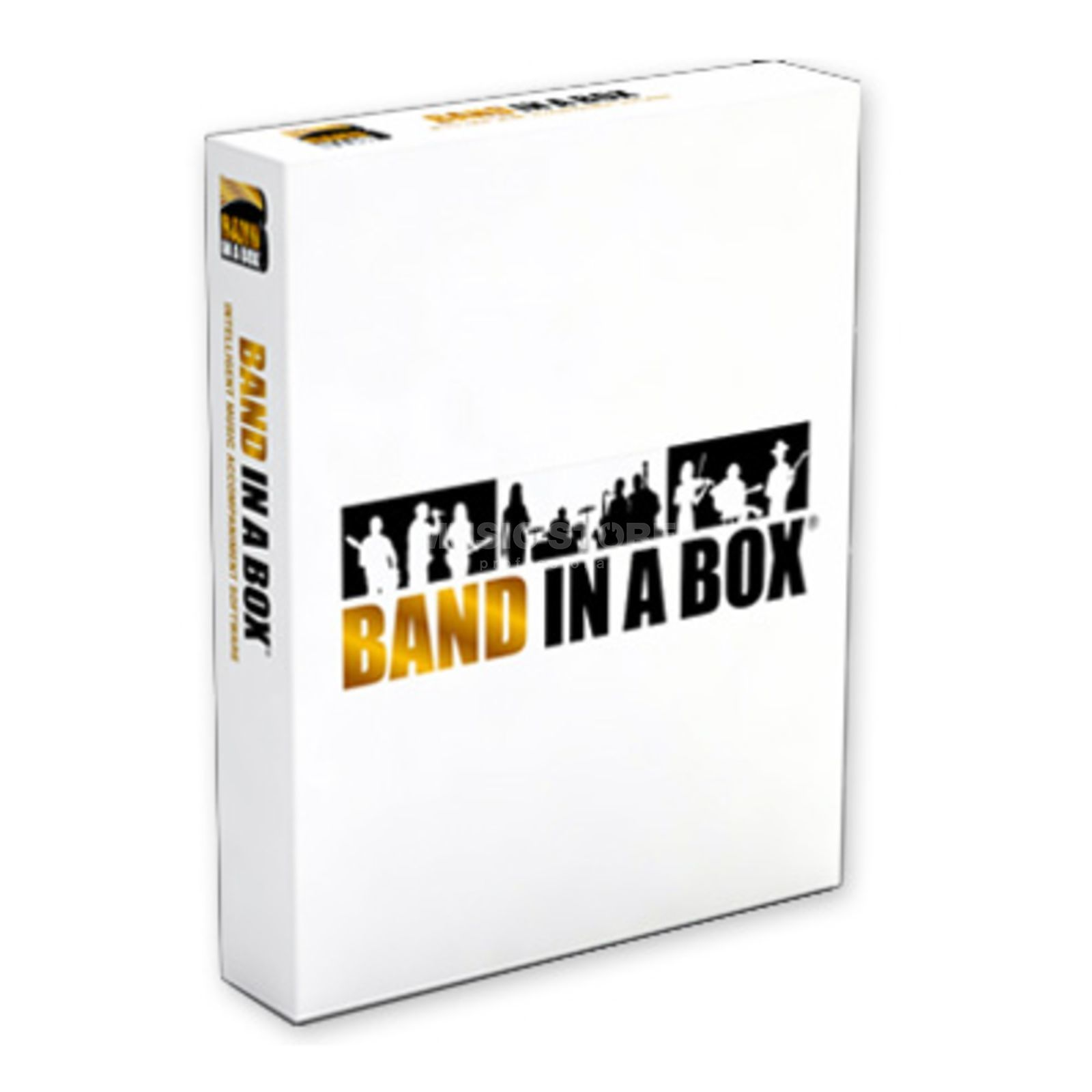 PG Music Band in a Box 2016 PRO PC DE Produktbild