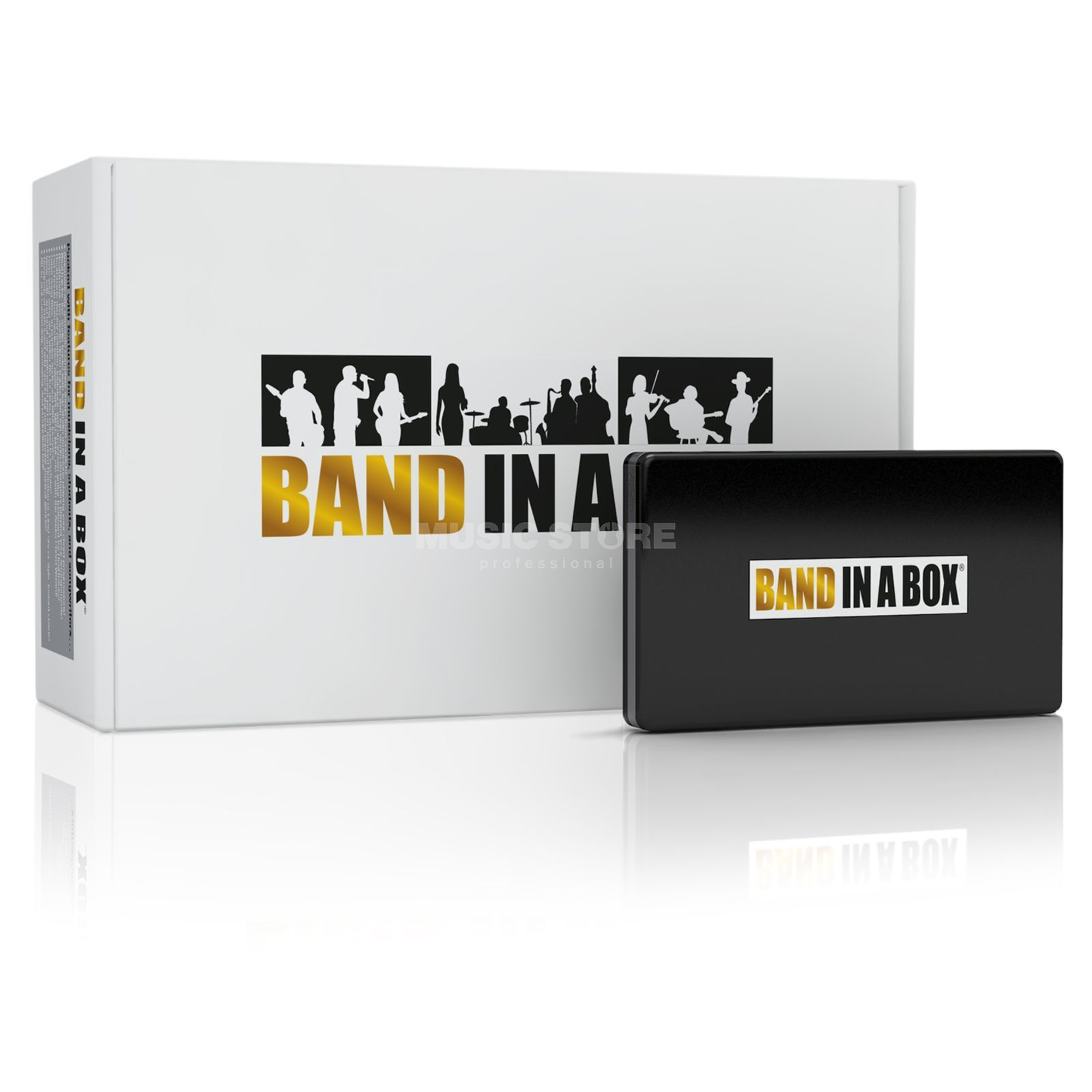 PG Music Band-in-a-Box 2018 Audiophile deutsch, PC Product Image