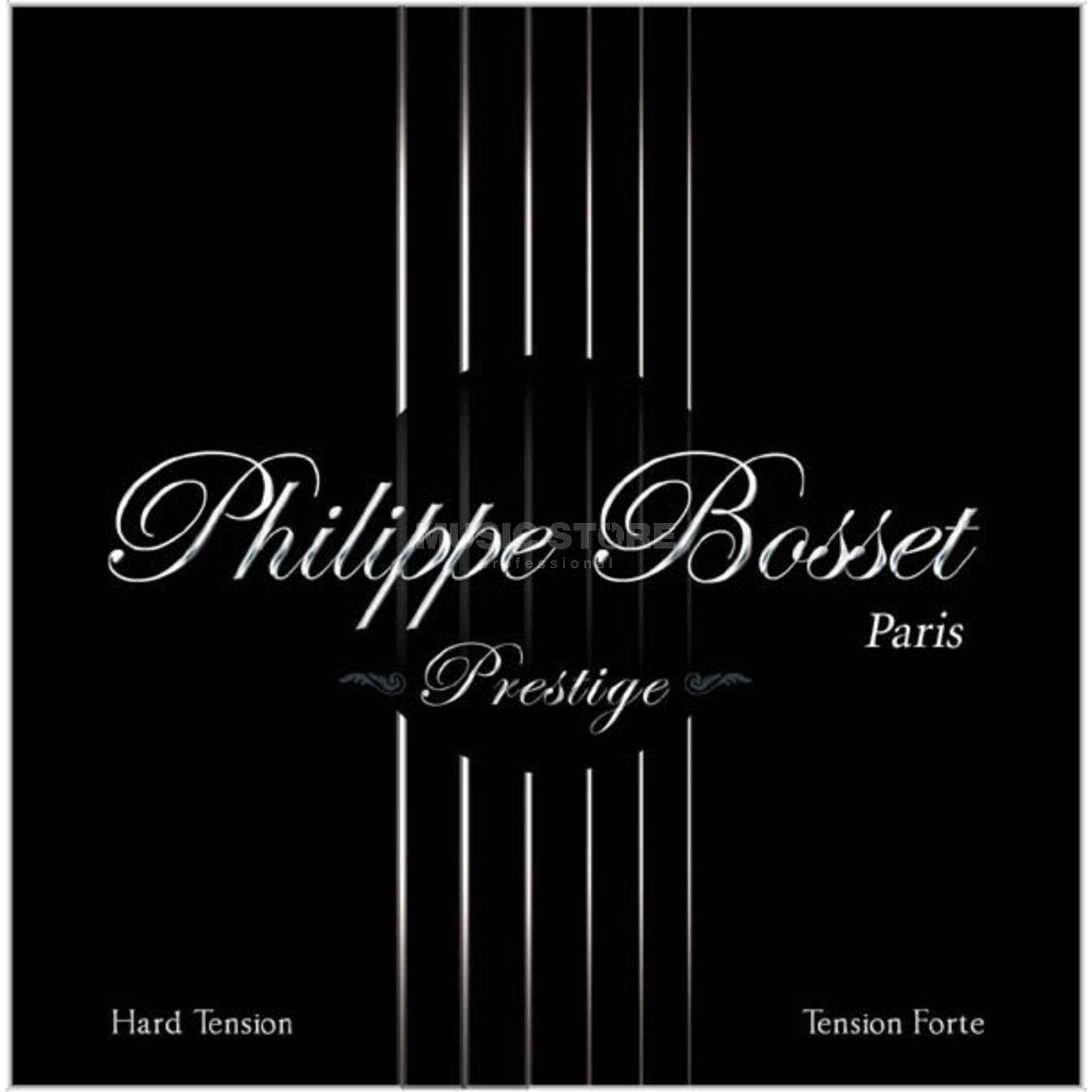 Philippe Bosset Classic PRESTIGE Clear Nylon High Tension Produktbild