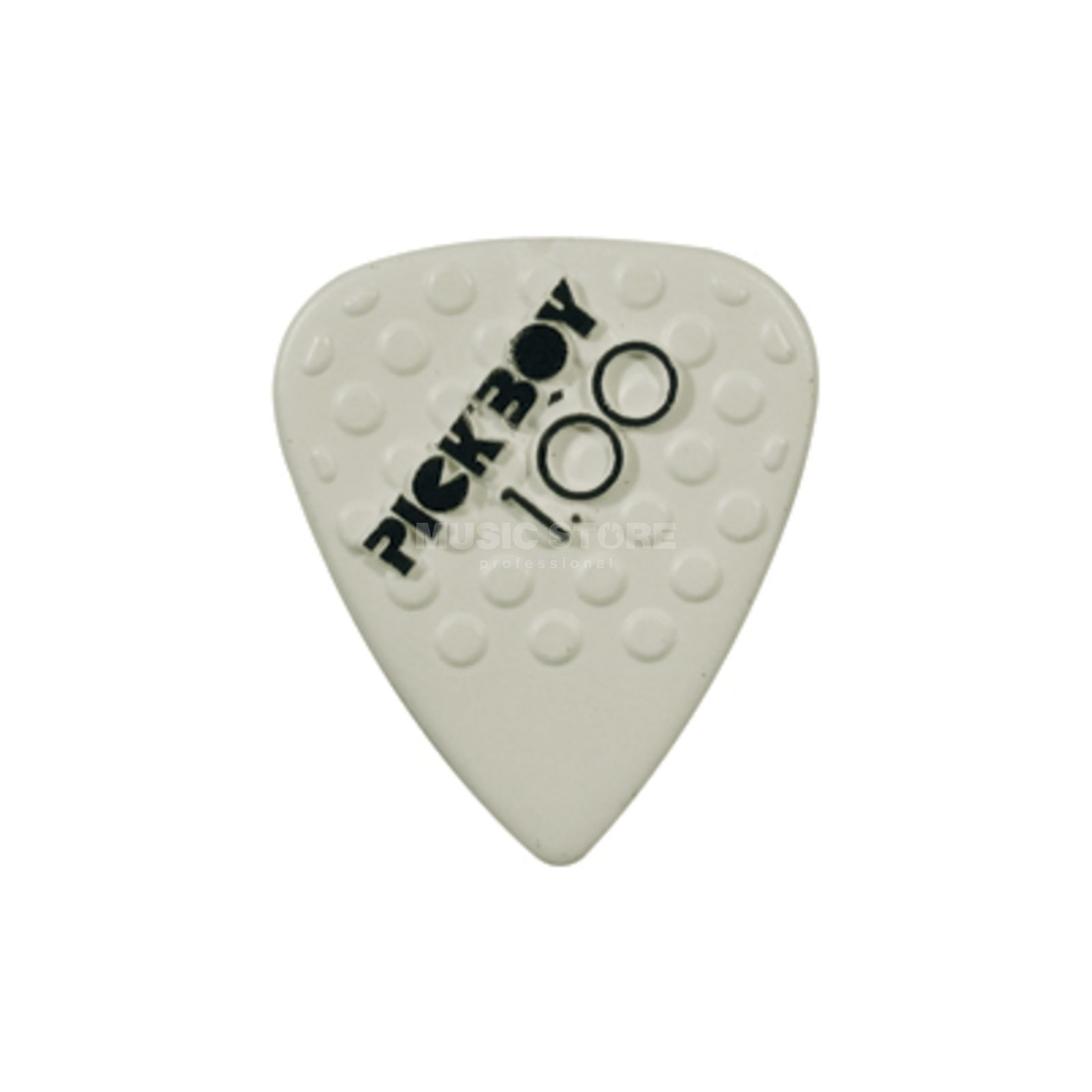 Pickboy Plektrum Ceramic 1,00 mm 12er-Set, Mega Grip Picks Produktbild