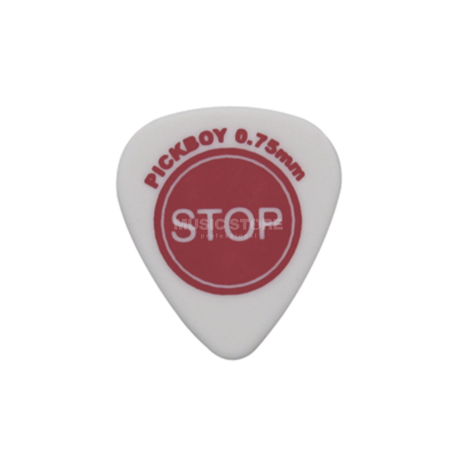 Pickboy Plektrum Stop 0,75 mm 12er-Set, Celtex Picks Produktbillede