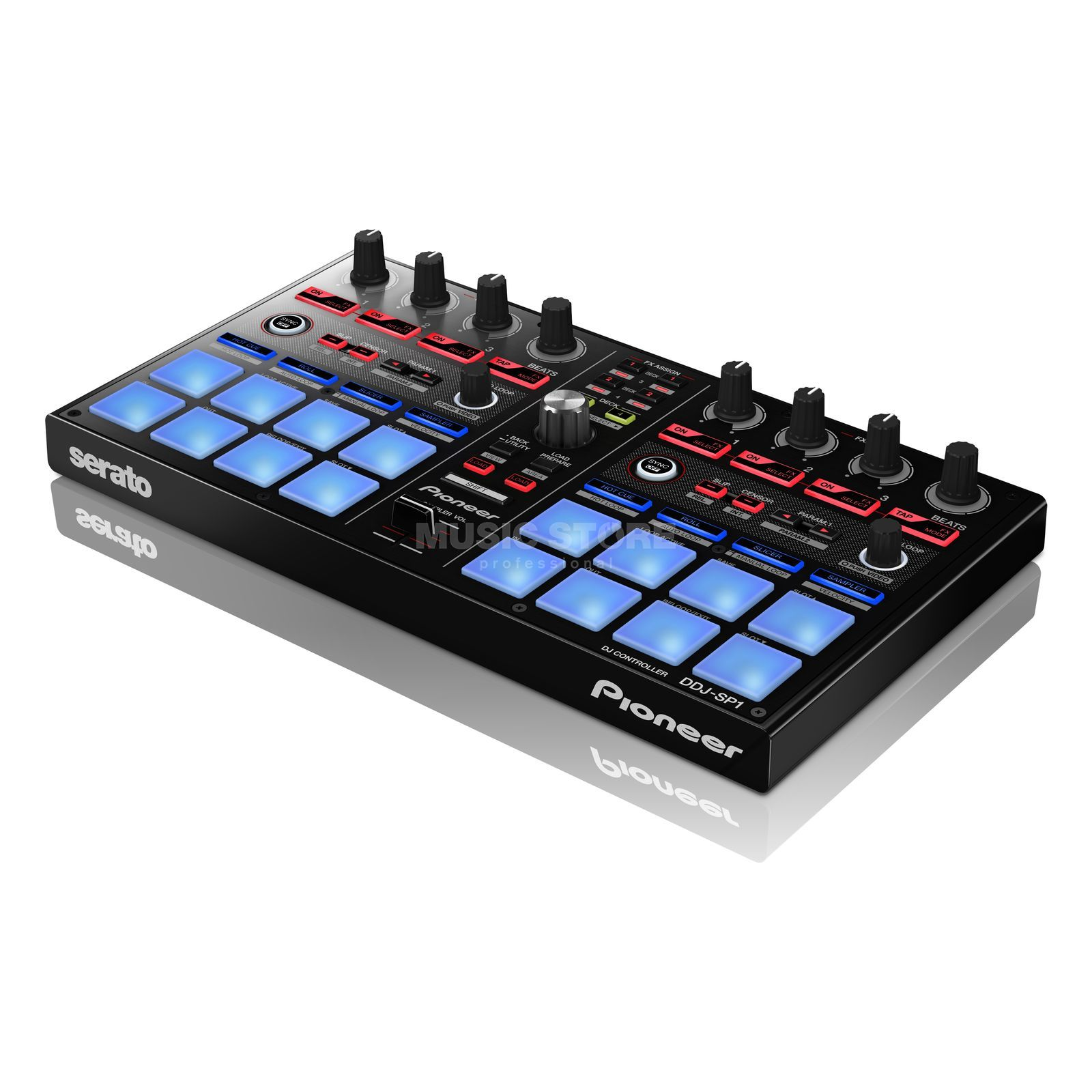 Pioneer DDJ-SP1 add-on Controller f. Serato DJ Produktbild