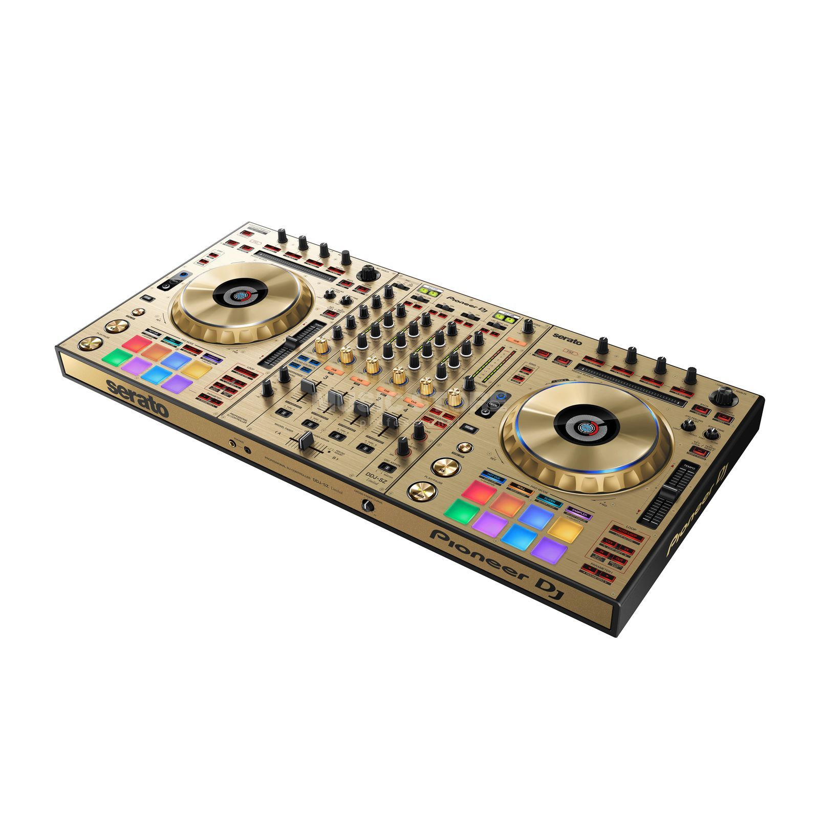 Pioneer DDJ-SZ-N Limited Gold Edition Imagen del producto