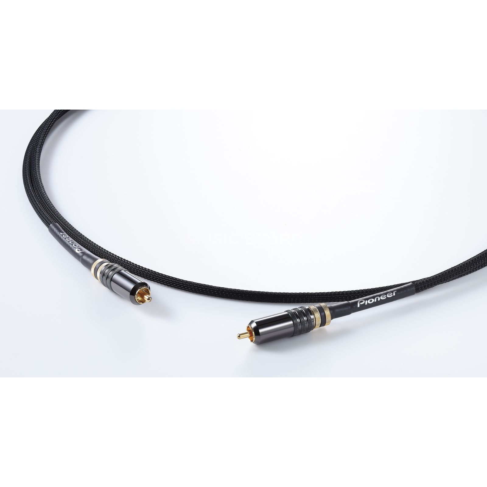 Pioneer DJ DAS-DGC020R High-End Coaxial-Cable 2m Product Image