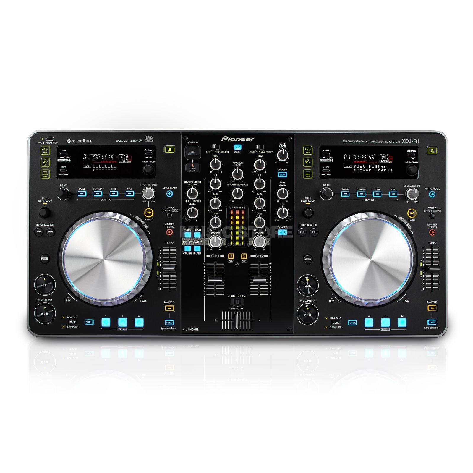 Pioneer XDJ-R1 All in One DJ System Produktbillede