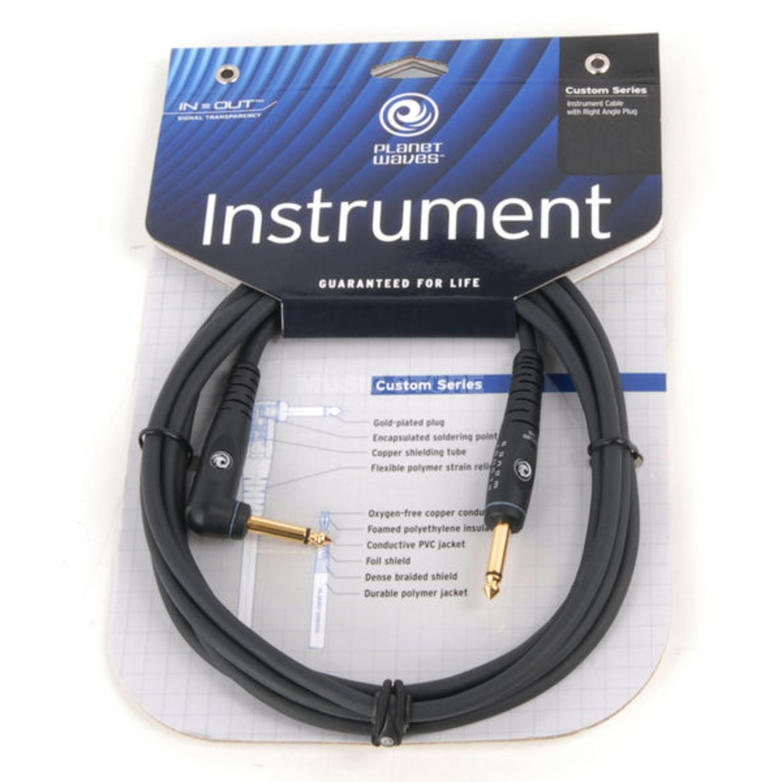 Planet Waves PW-GRA-20    Produktbillede