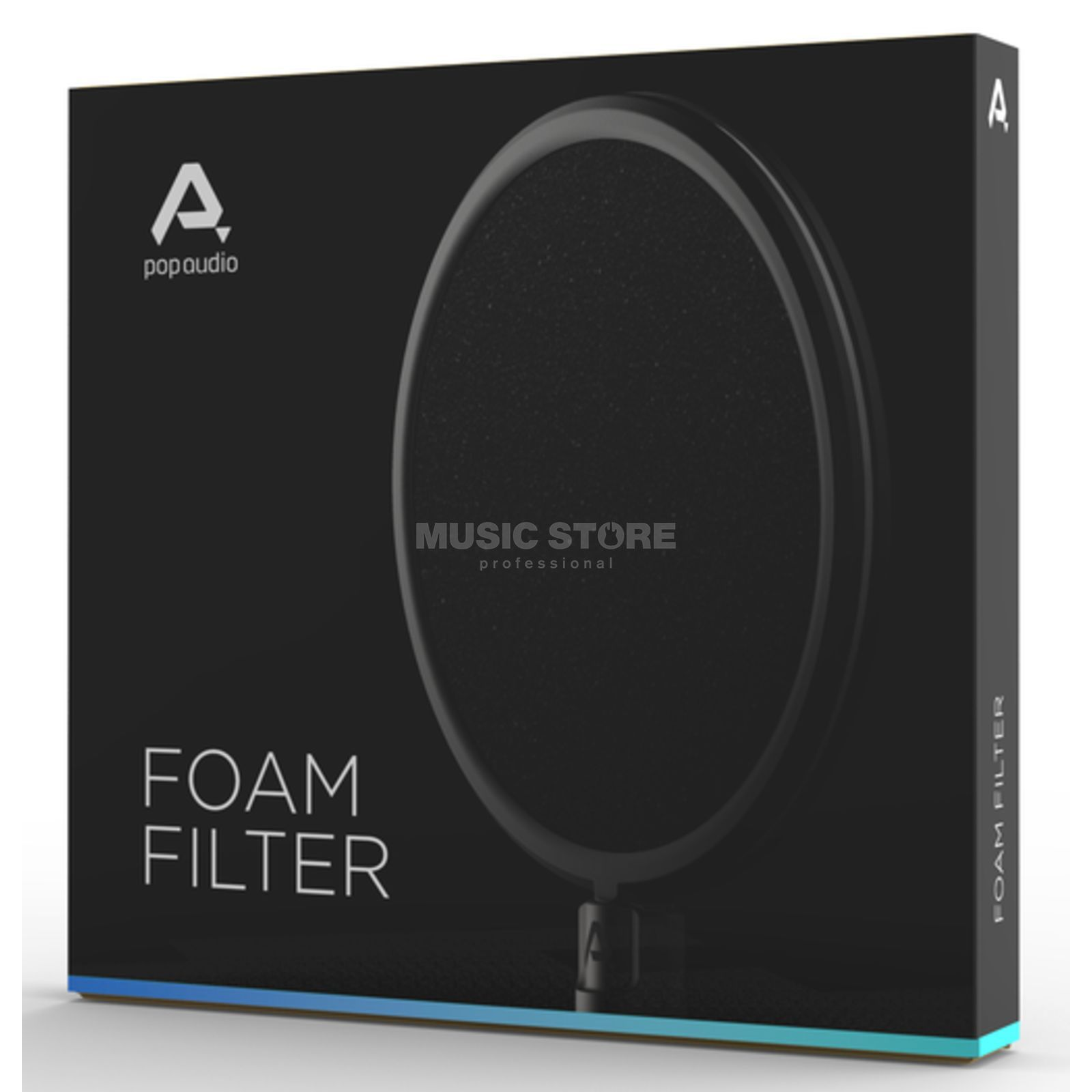 Pop Audio Foam (without gooseneck) Produktbillede