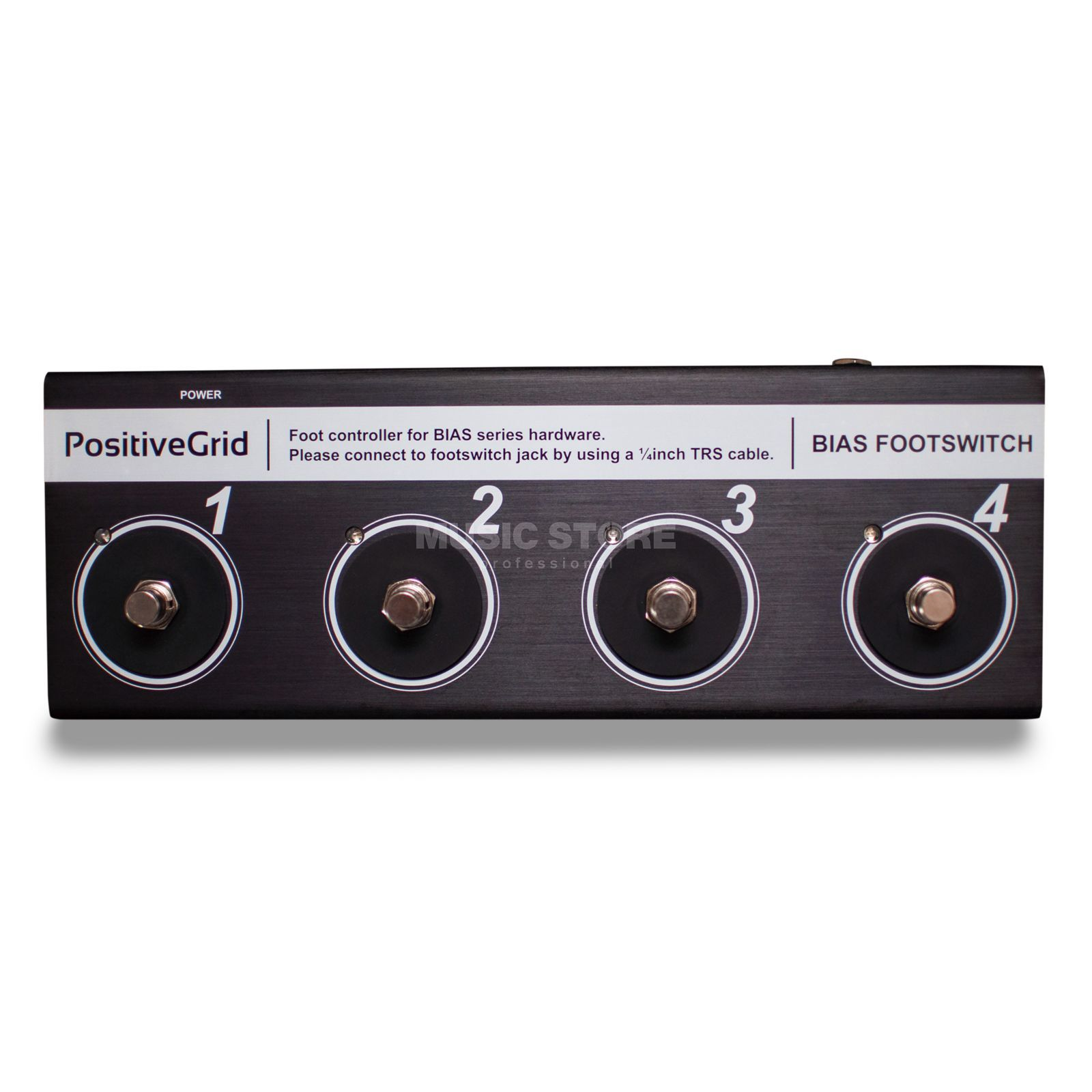 Positive Grid BIAS BFS4 Footswitch Produktbild