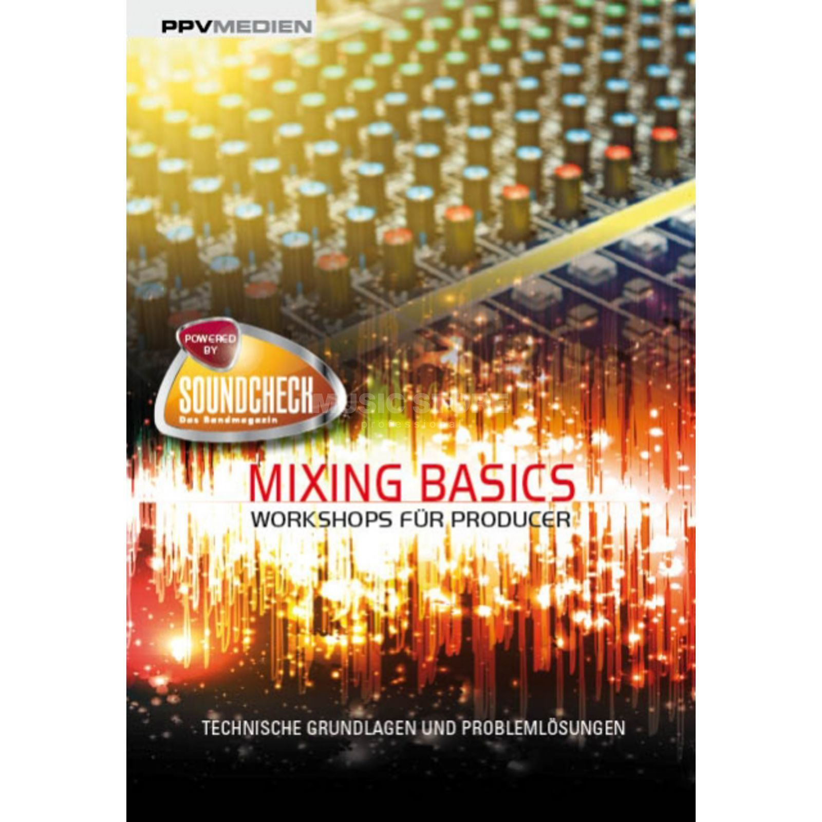 PPV Medien Mixing Basics Workshops für Producer Produktbillede