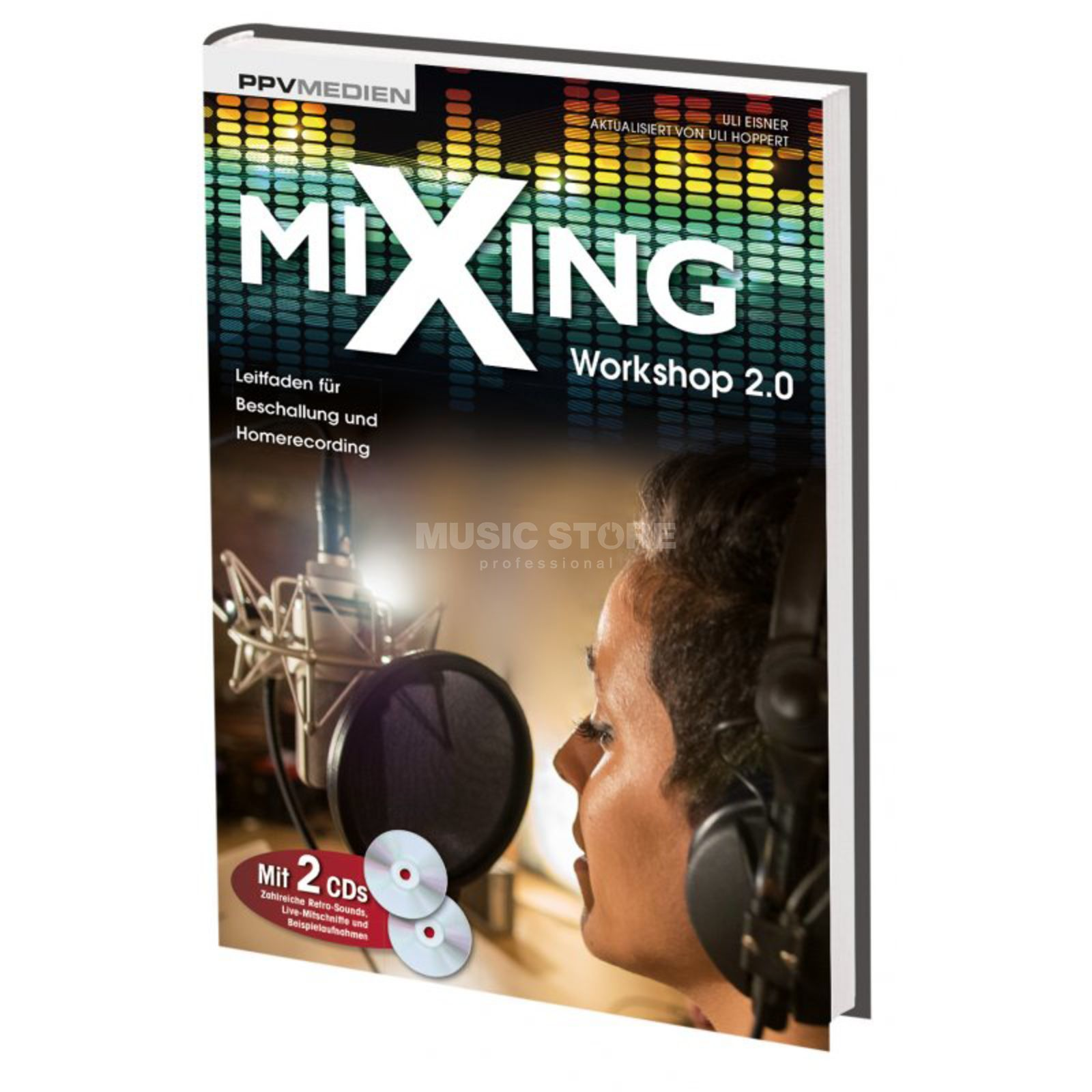 PPV Medien Mixing Workshop 2.0 Uli Eisner, Buch en 2 CDs Productafbeelding