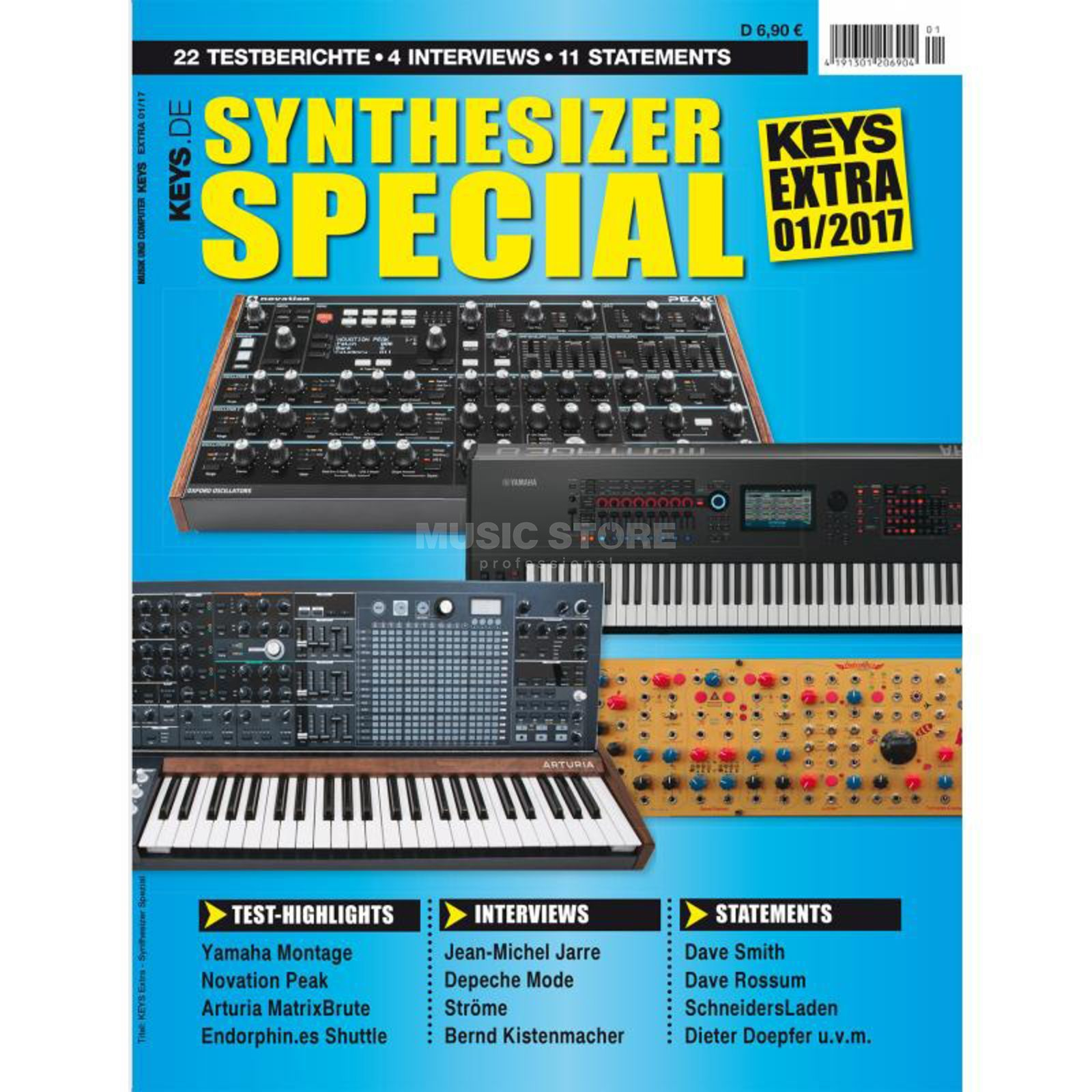 PPV Medien Synthesizer Special Keys Extra 01/2017 Product Image