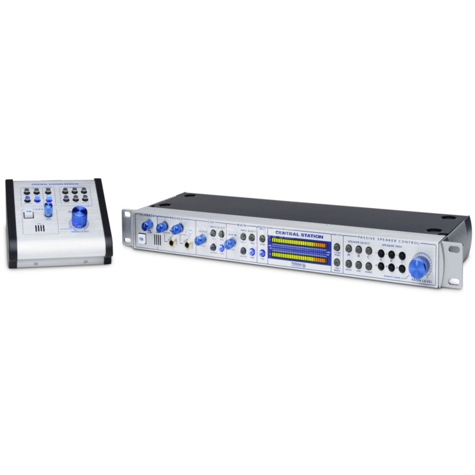 Presonus Central Station Plus inkl. CSR-1 Remote Produktbild