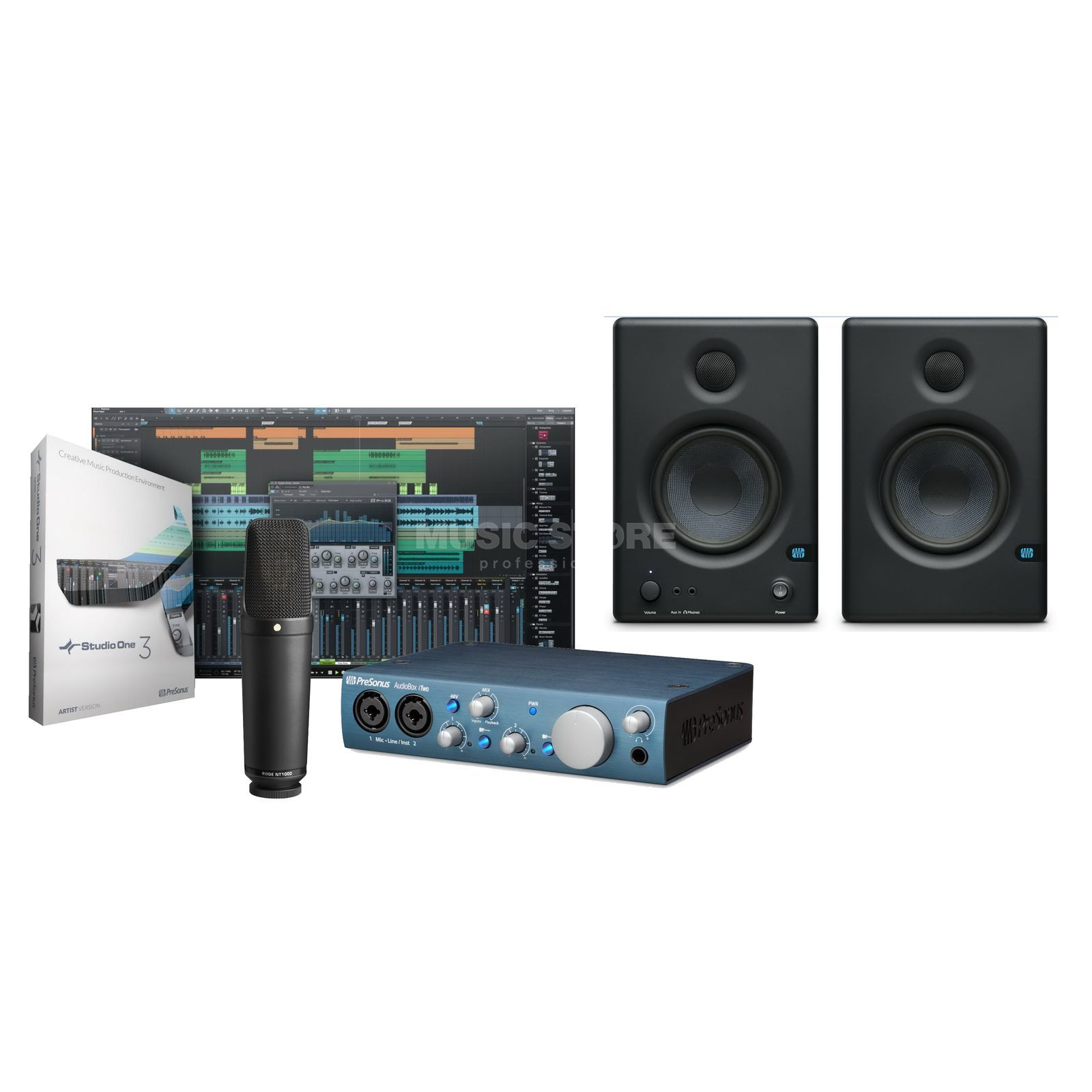 Presonus Special Edition Recording Bundle Productafbeelding