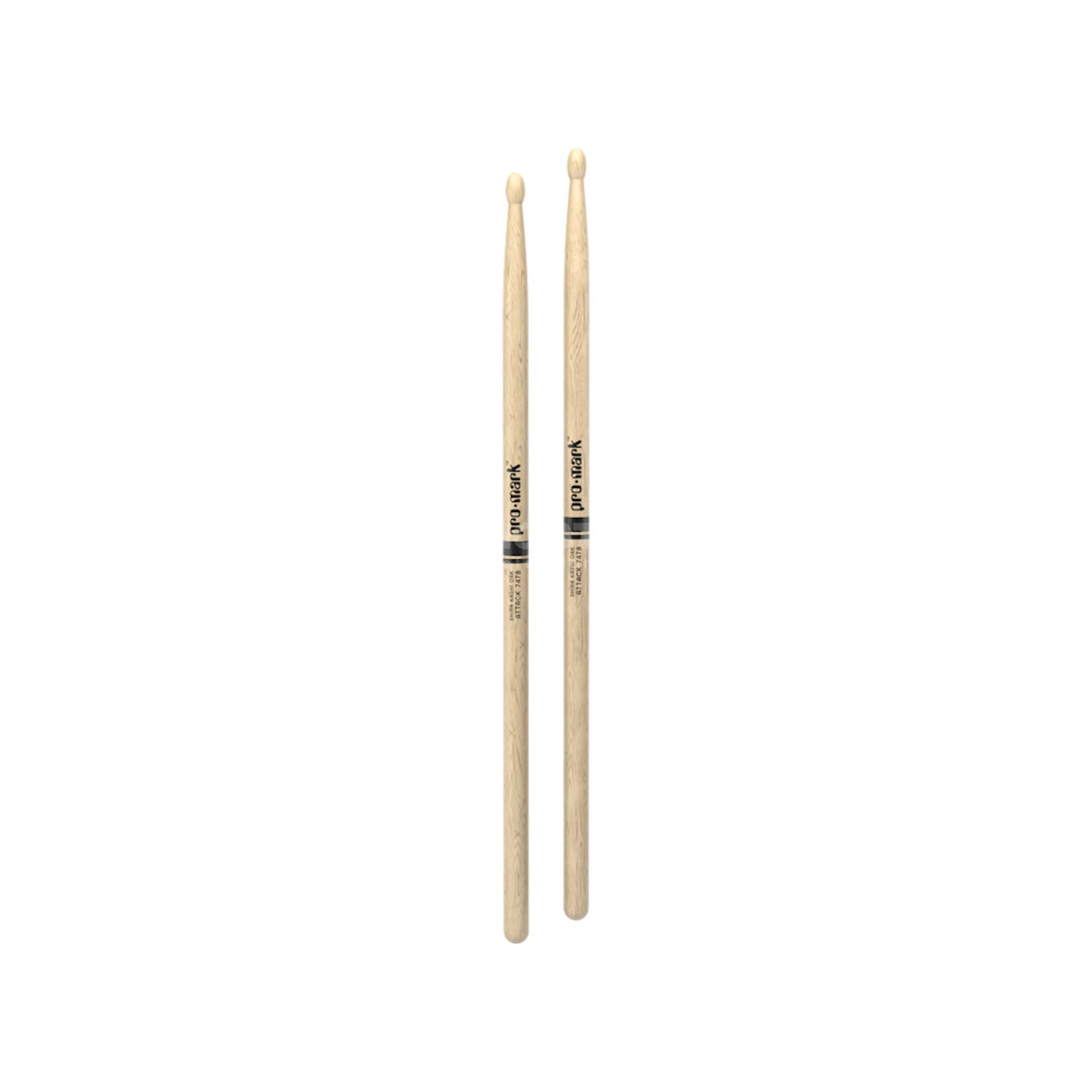 PRO-MARK PW747BW Super Rock Sticks Wood Tip Produktbild