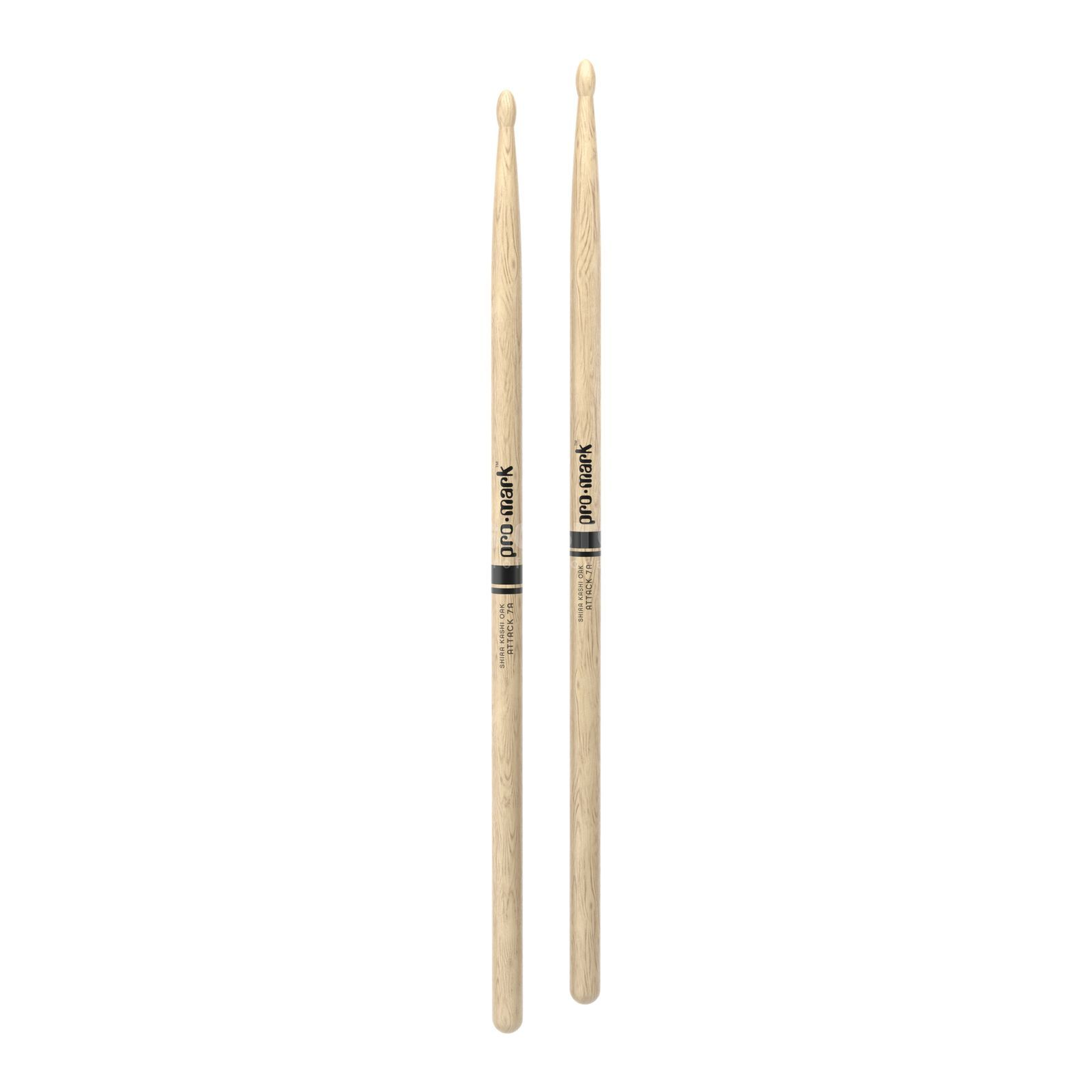 PRO-MARK PW7AW Sticks, Japanese Oak Product Image