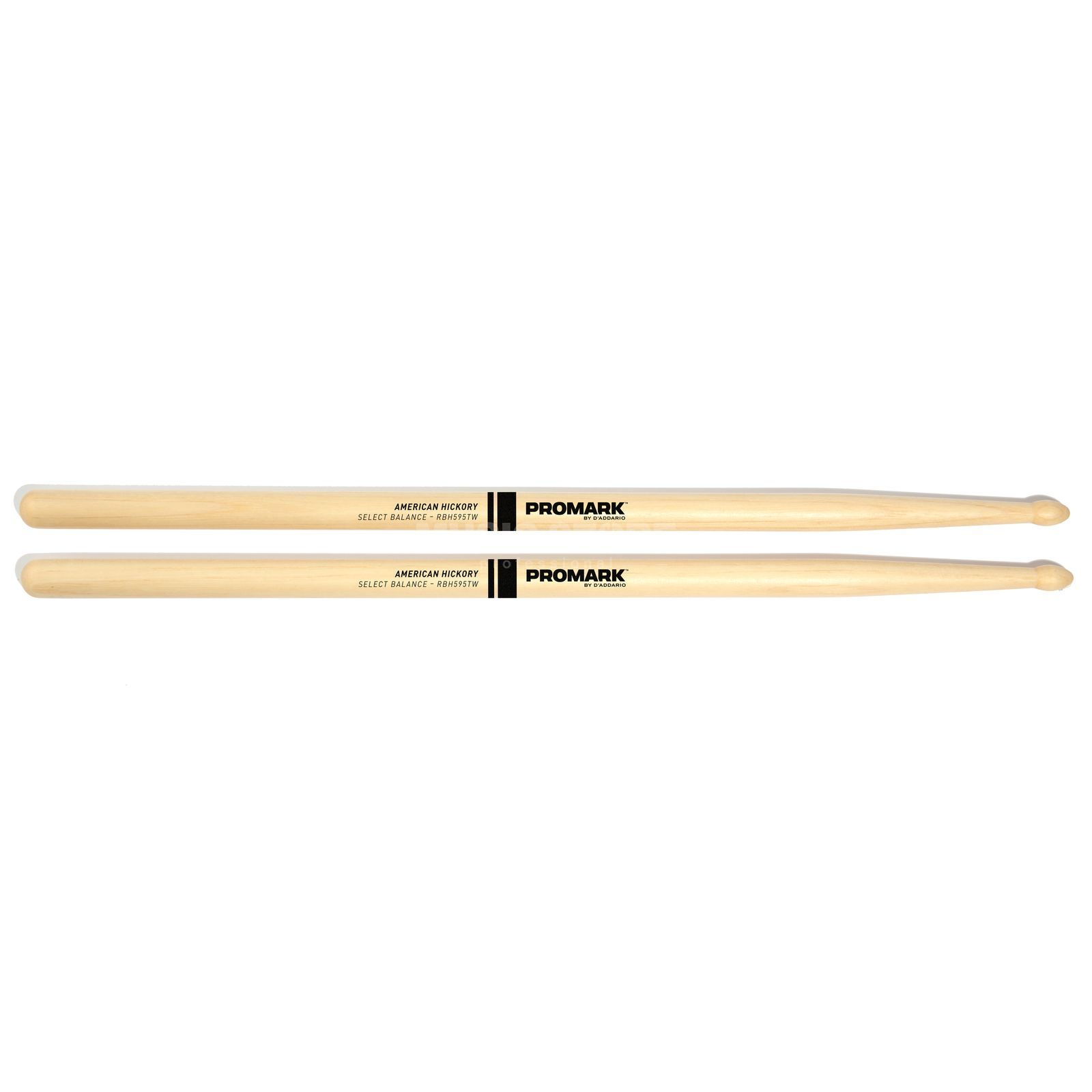 PRO-MARK Select Balance Sticks RBH595TW Rebound Balance, Wood Tip Produktbillede