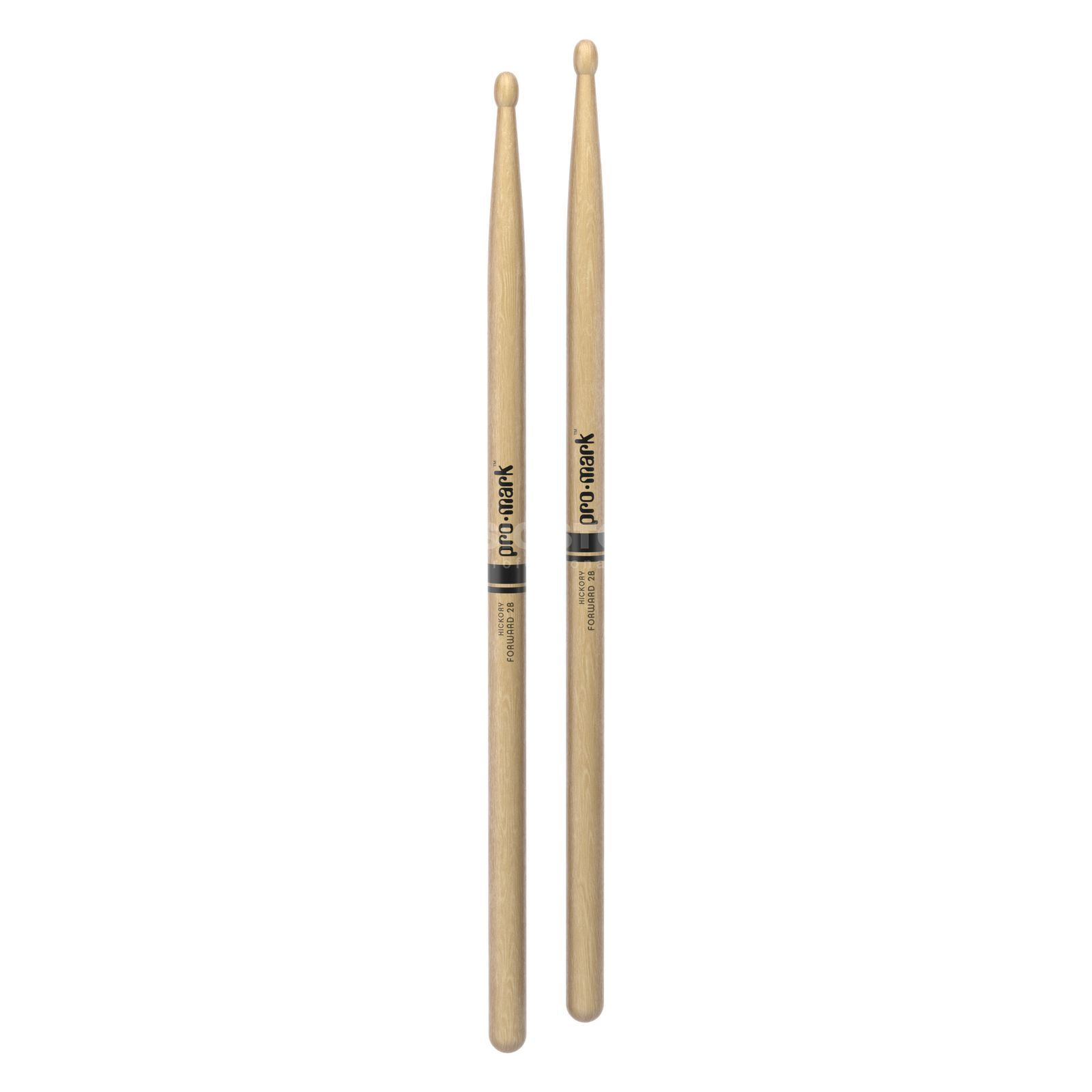 PRO-MARK TX2BW Sticks Hickory, Wood Tip Produktbild