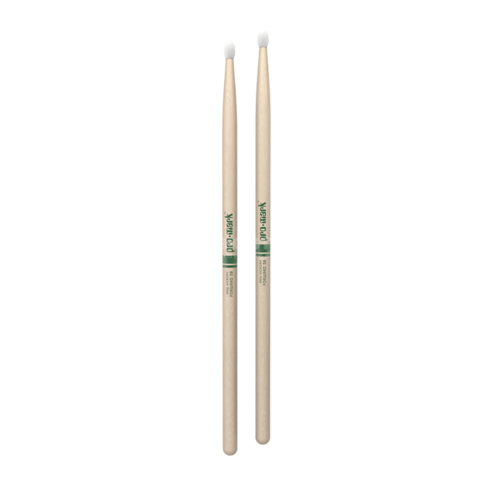 PRO-MARK TXR5BN Sticks Natural American Hickory, Nylon Tip Product Image
