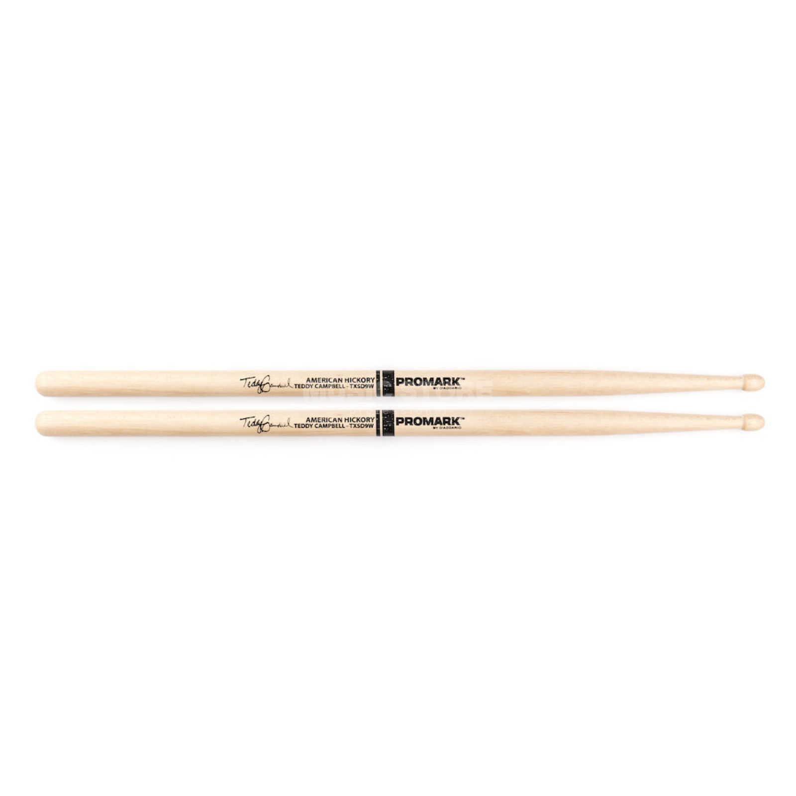 PRO-MARK TXSD9W Sticks Hickory, Wood Tip Zdjęcie produktu