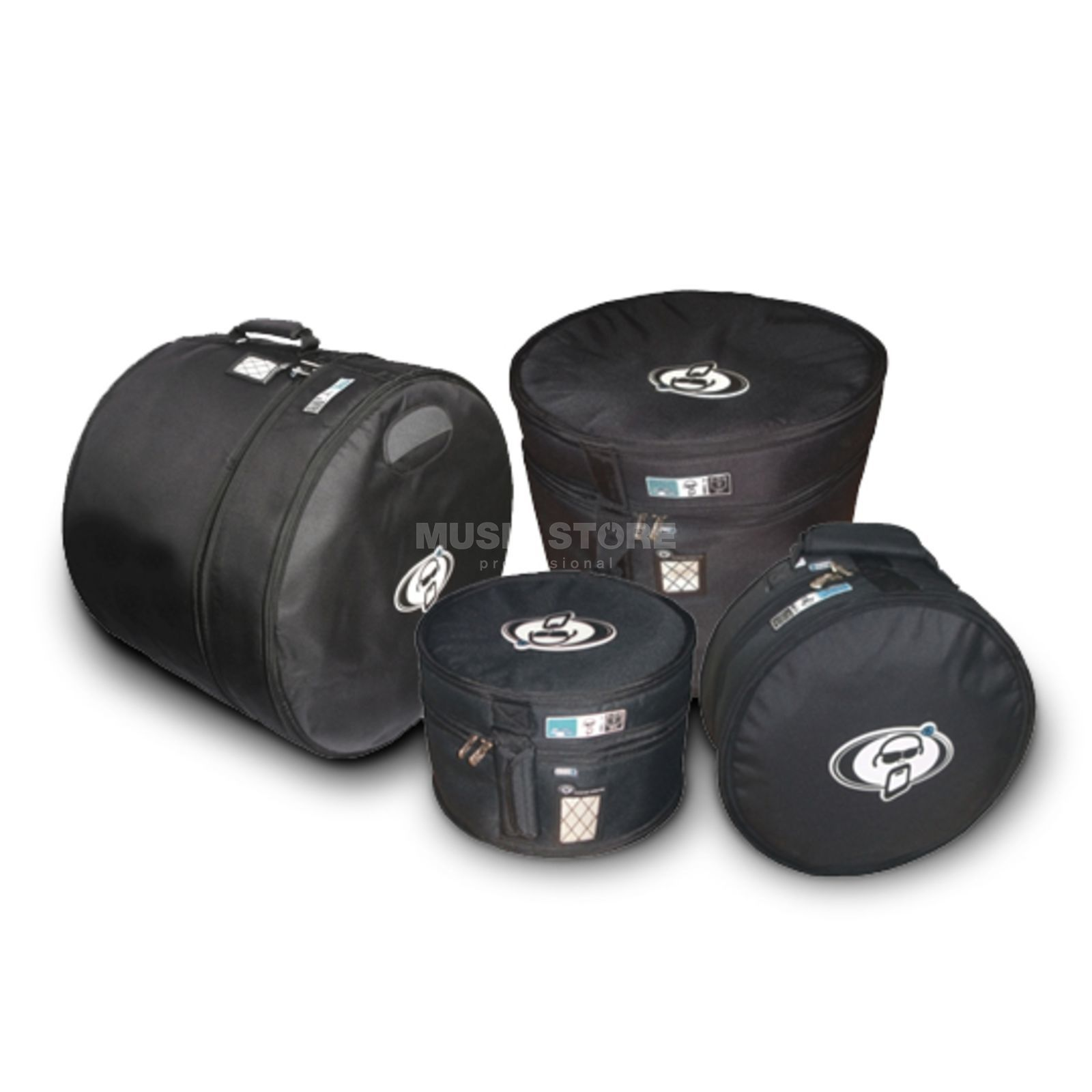 "Protection Racket BagSet SET 11, 24""x18"", 12""x9, 16""x16"", 14""x6,5"" Produktbillede"