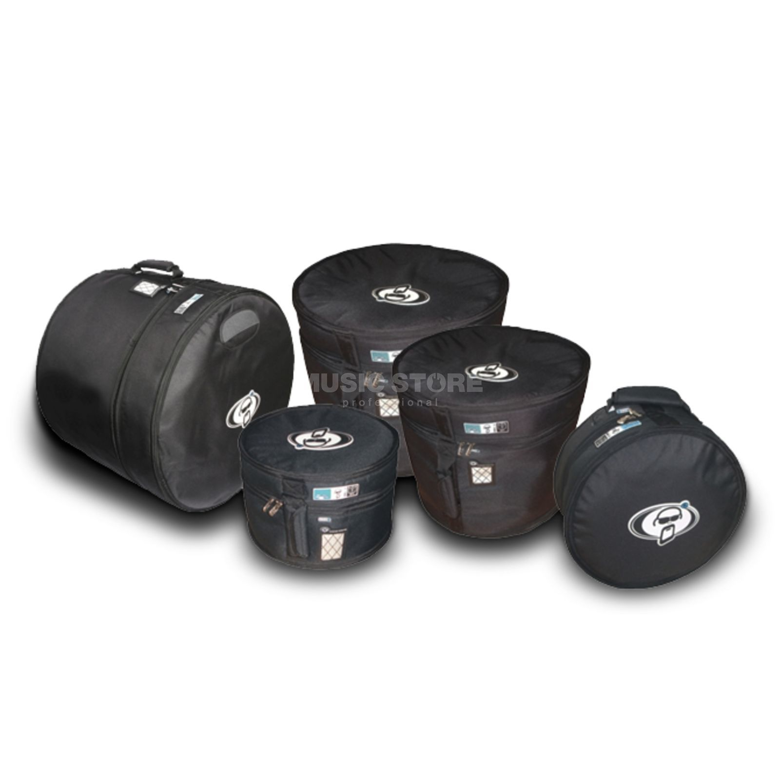 "Protection Racket BagSet SET 3, 24""x18"", 12""x9"", 14""x14"", 16""x16"", 14""x6,5"" Produktbillede"