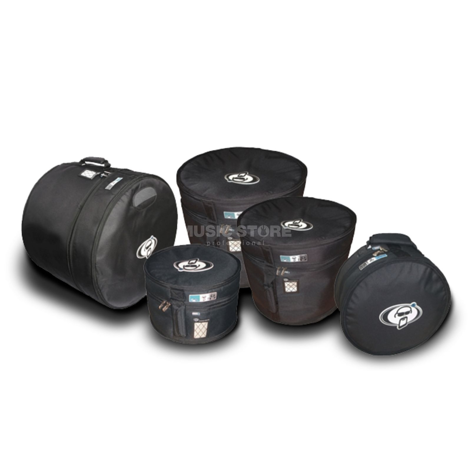 "Protection Racket BagSet SET 4, 22""x18"", 12""x9"", 14""x14"", 16""x16"", 14""x6,5"" Produktbild"