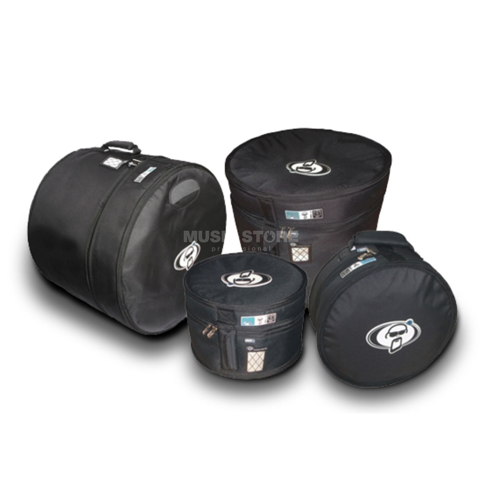 "Protection Racket BagSet SET 7, 18""x14"", 12""x8"", 14""x14"", 14""x5,5"" Produktbillede"