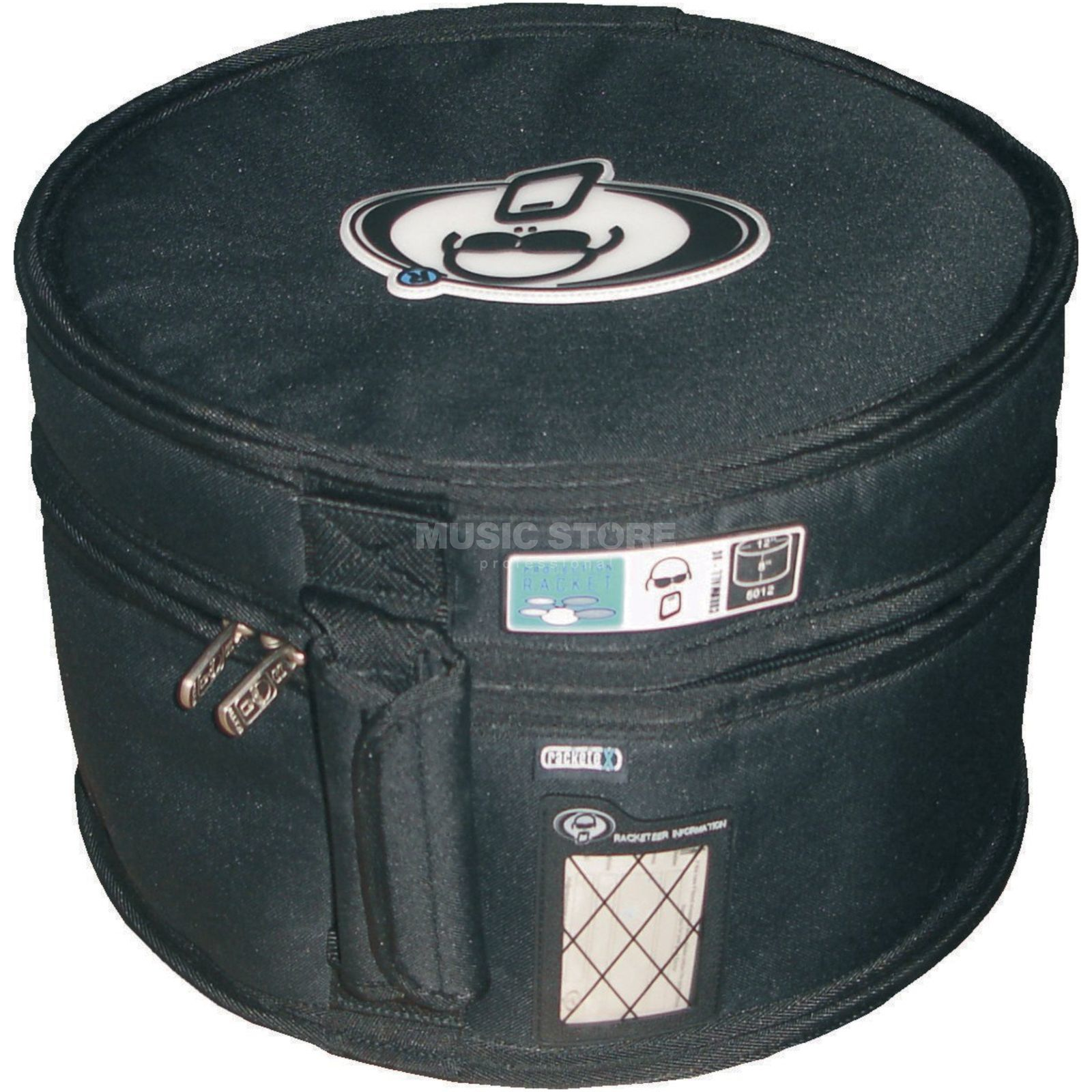 "Protection Racket Tom Bag 4010R, 10""x9"", w/rims Produktbild"