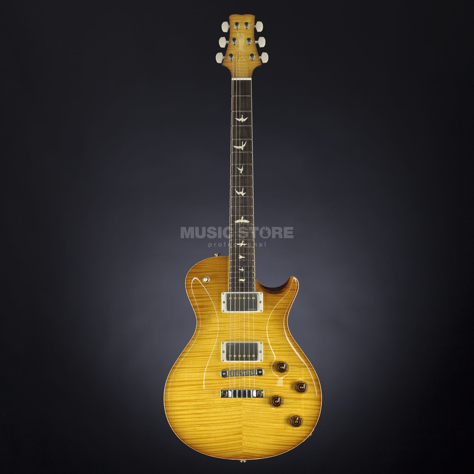 PRS Private Stock #4823 McCarty Singlecut Faded McCarty Burst Produktbild